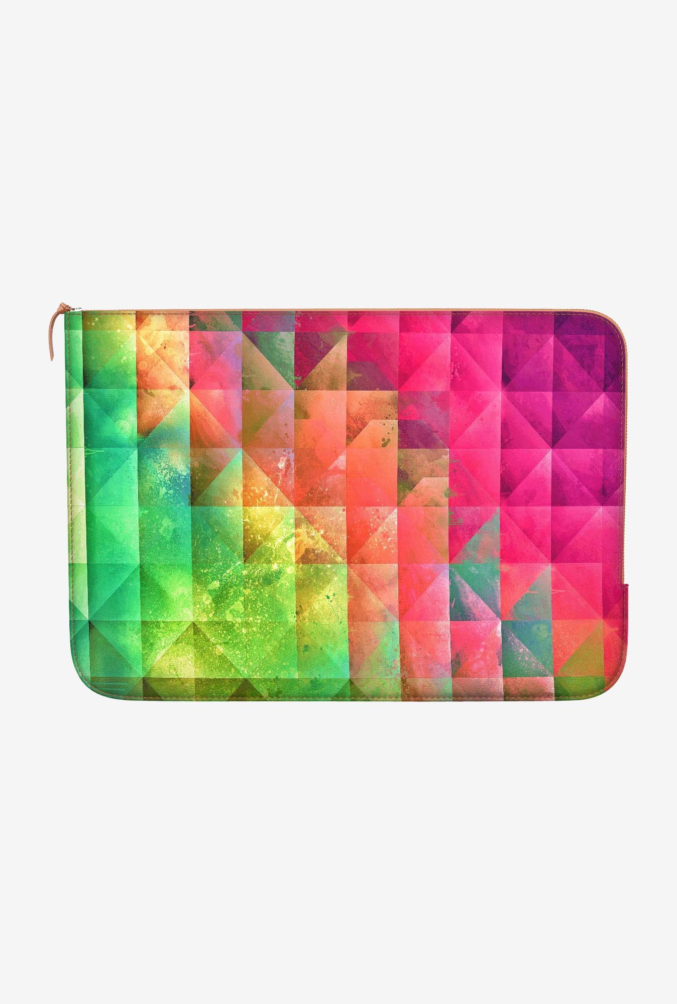 "DailyObjects Ryynbww Lyxx Macbook Air 13"" Zippered Sleeve"