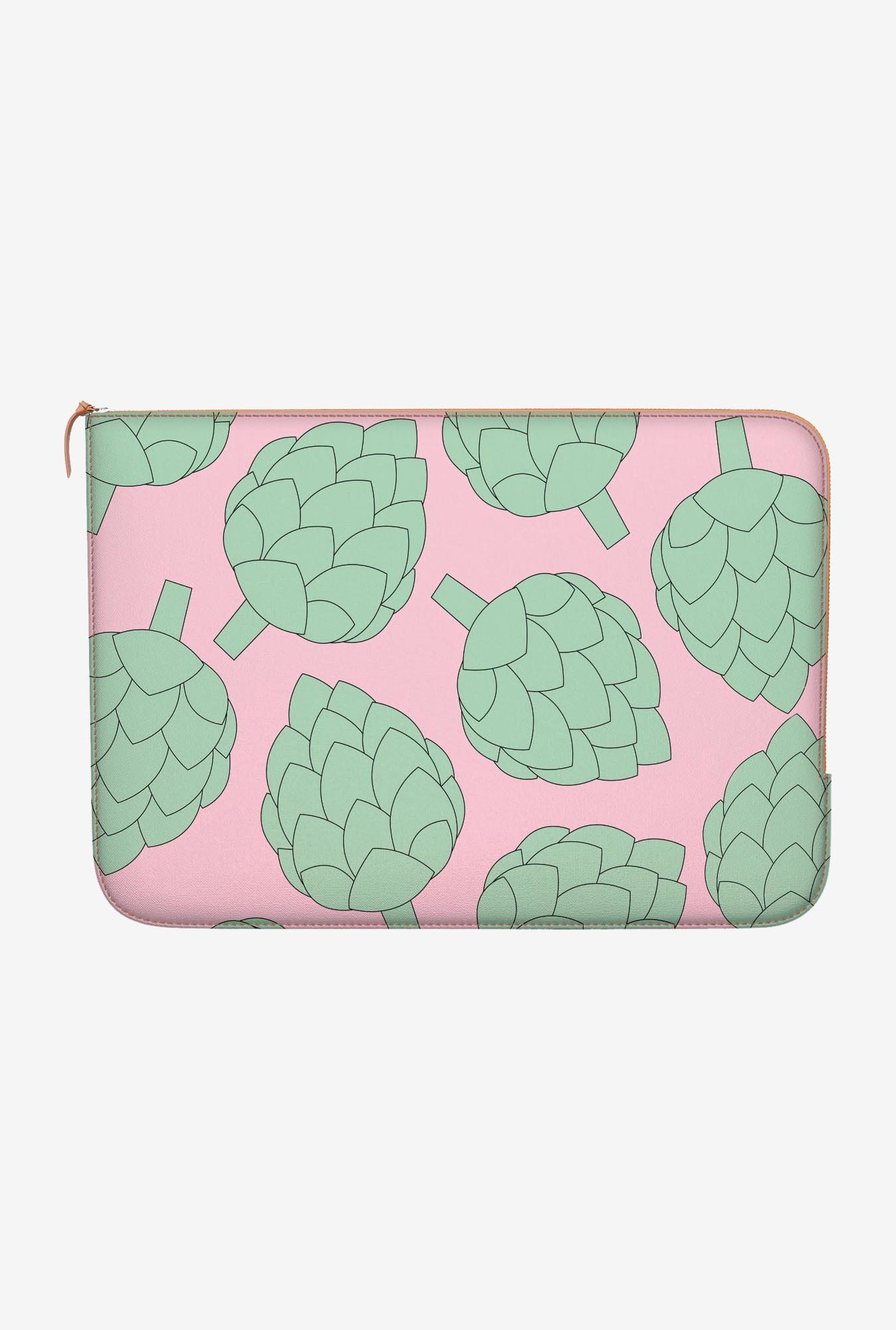 "DailyObjects Artichoke Macbook 12"" Zippered Sleeve"