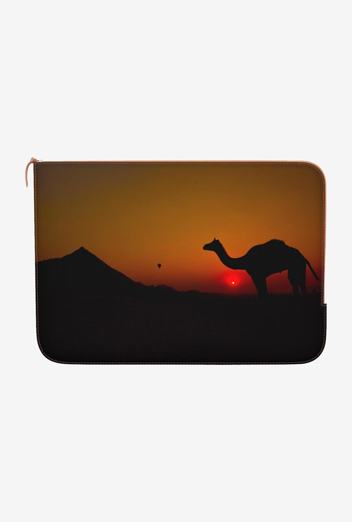 "DailyObjects Pushkar Balloon Macbook Air 11"" Zippered Sleeve"