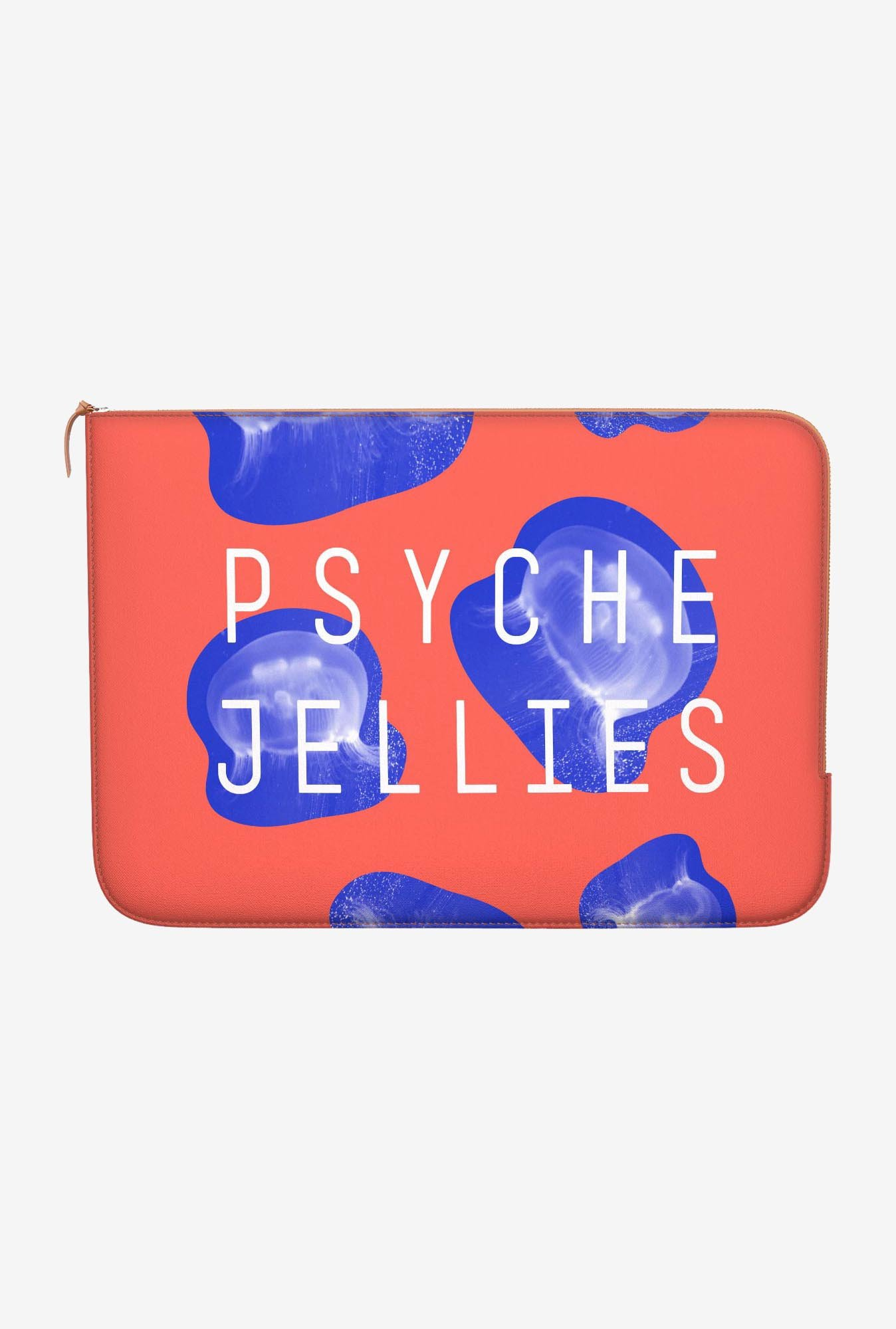 "DailyObjects Pysche Jellyfish Macbook 12"" Zippered Sleeve"