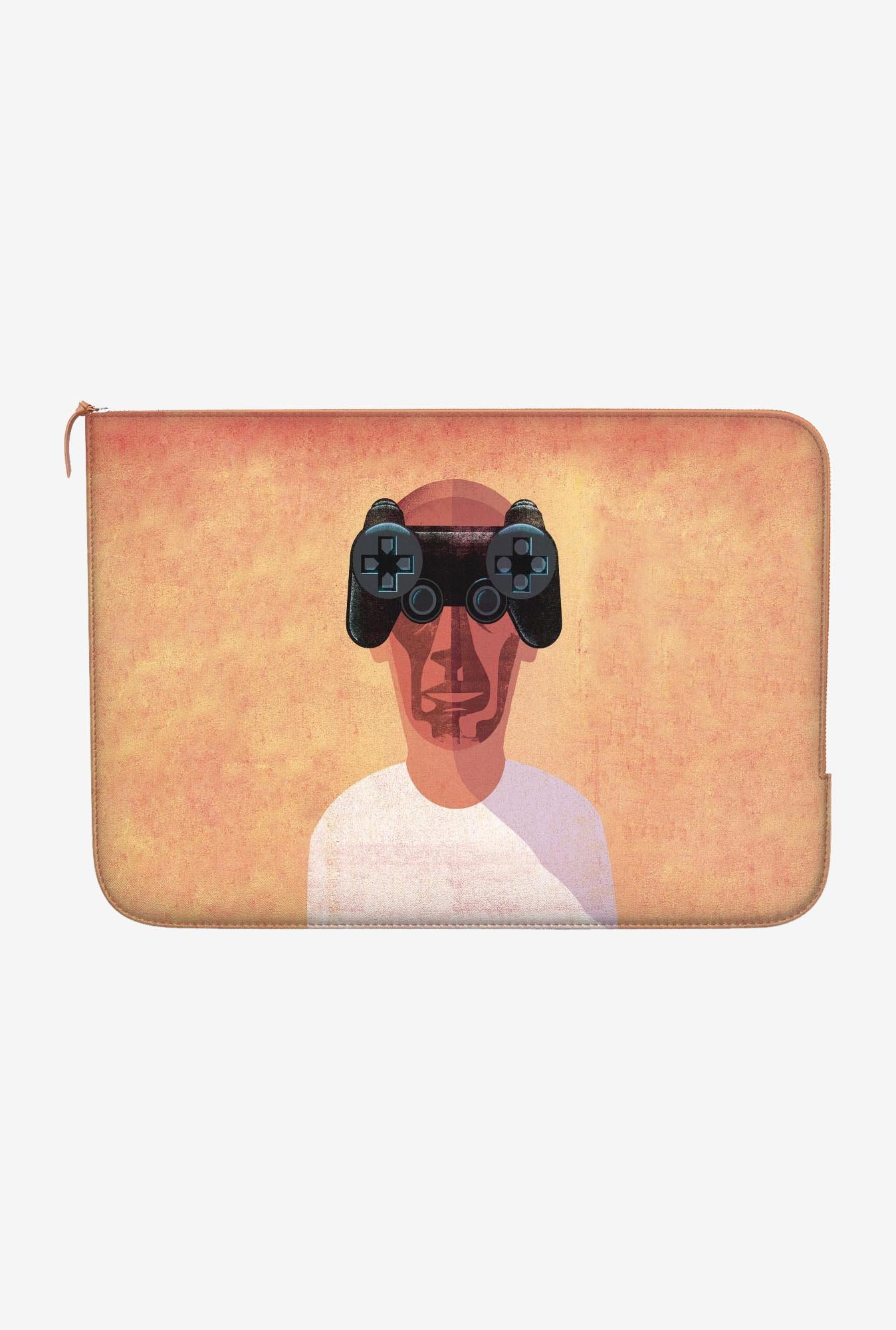 "DailyObjects Second Life Macbook Pro 13"" Zippered Sleeve"