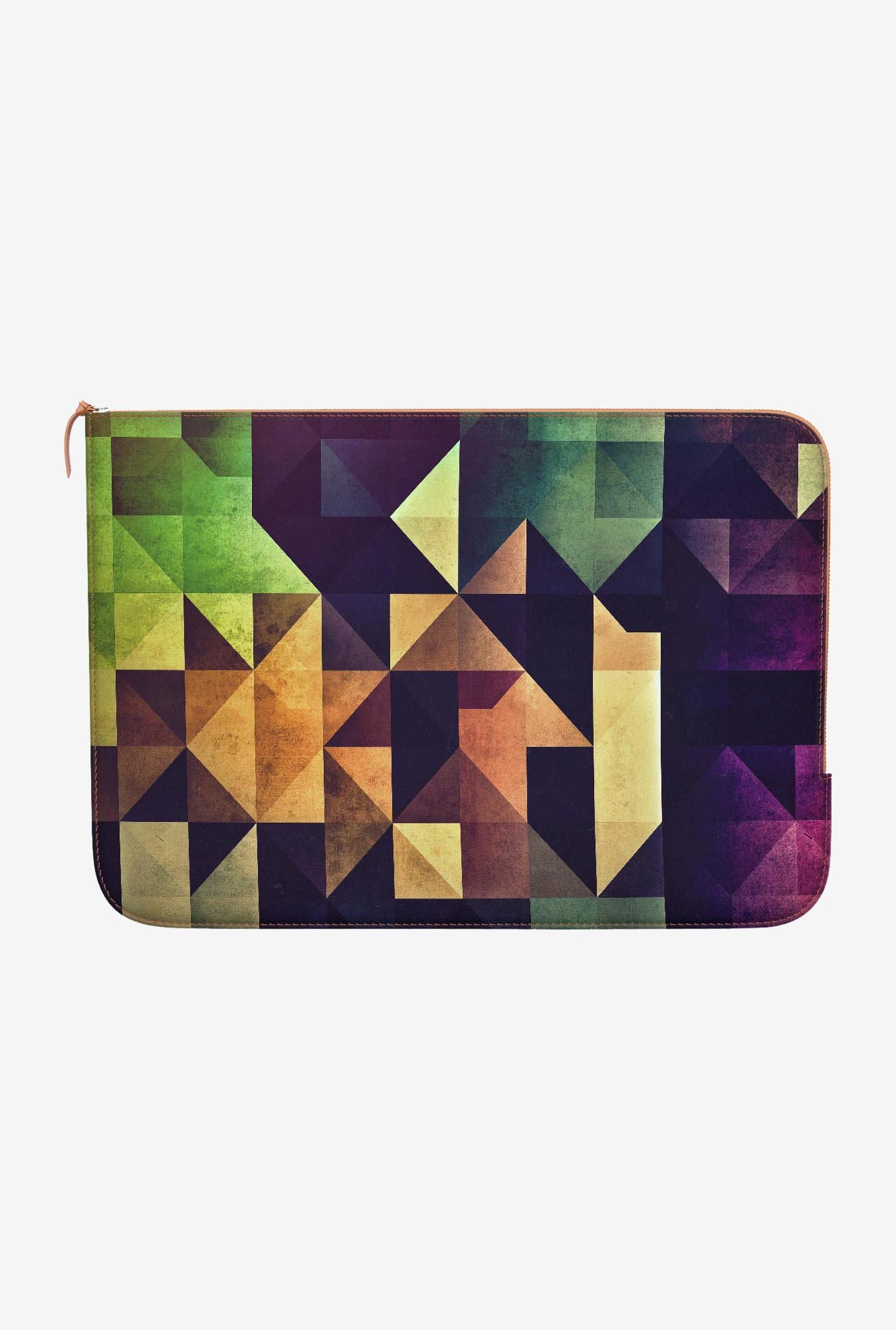 "DailyObjects 3Ym Macbook Pro 15"" Zippered Sleeve"