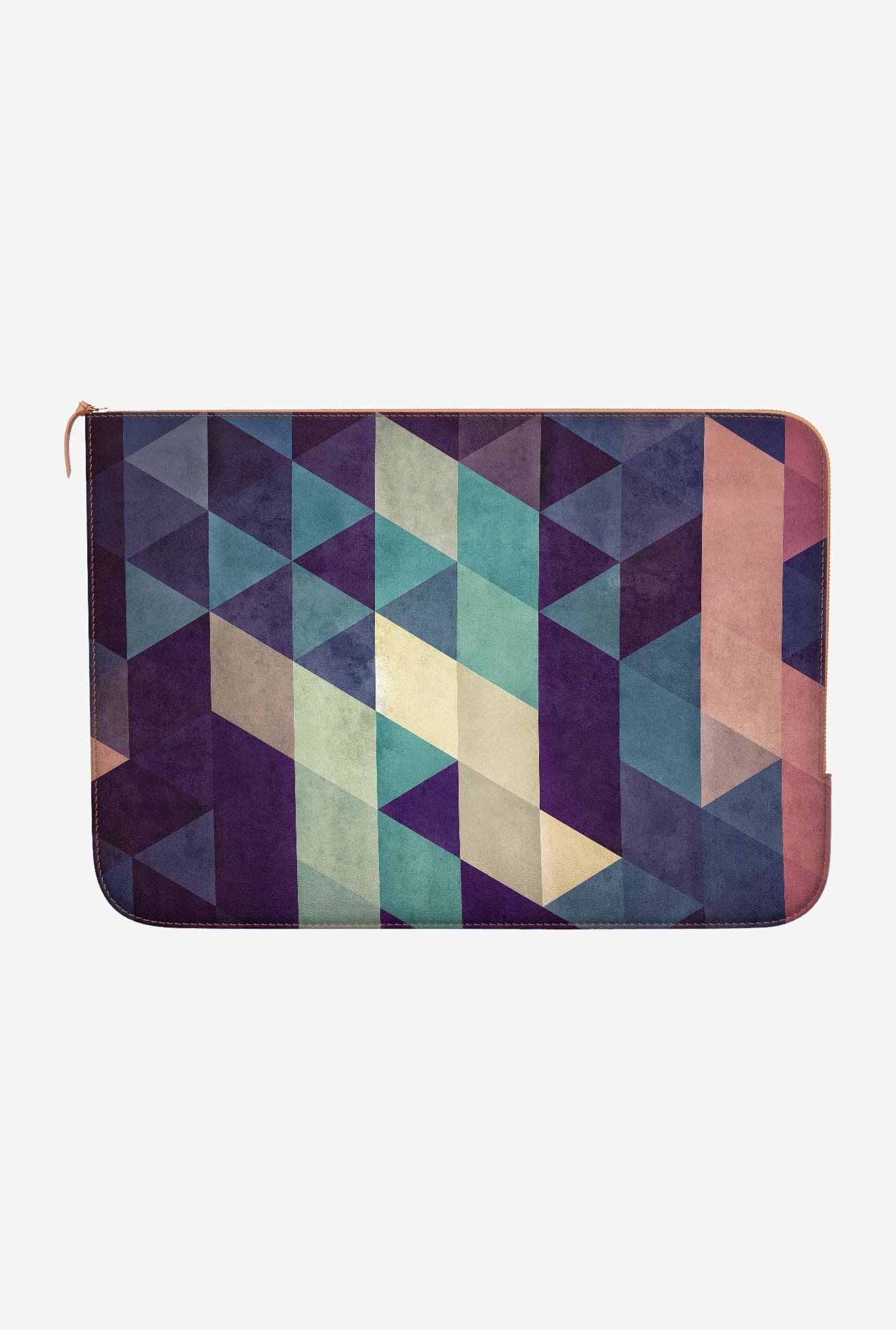 "DailyObjects Cryyp Hrxtl Macbook Pro 15"" Zippered Sleeve"