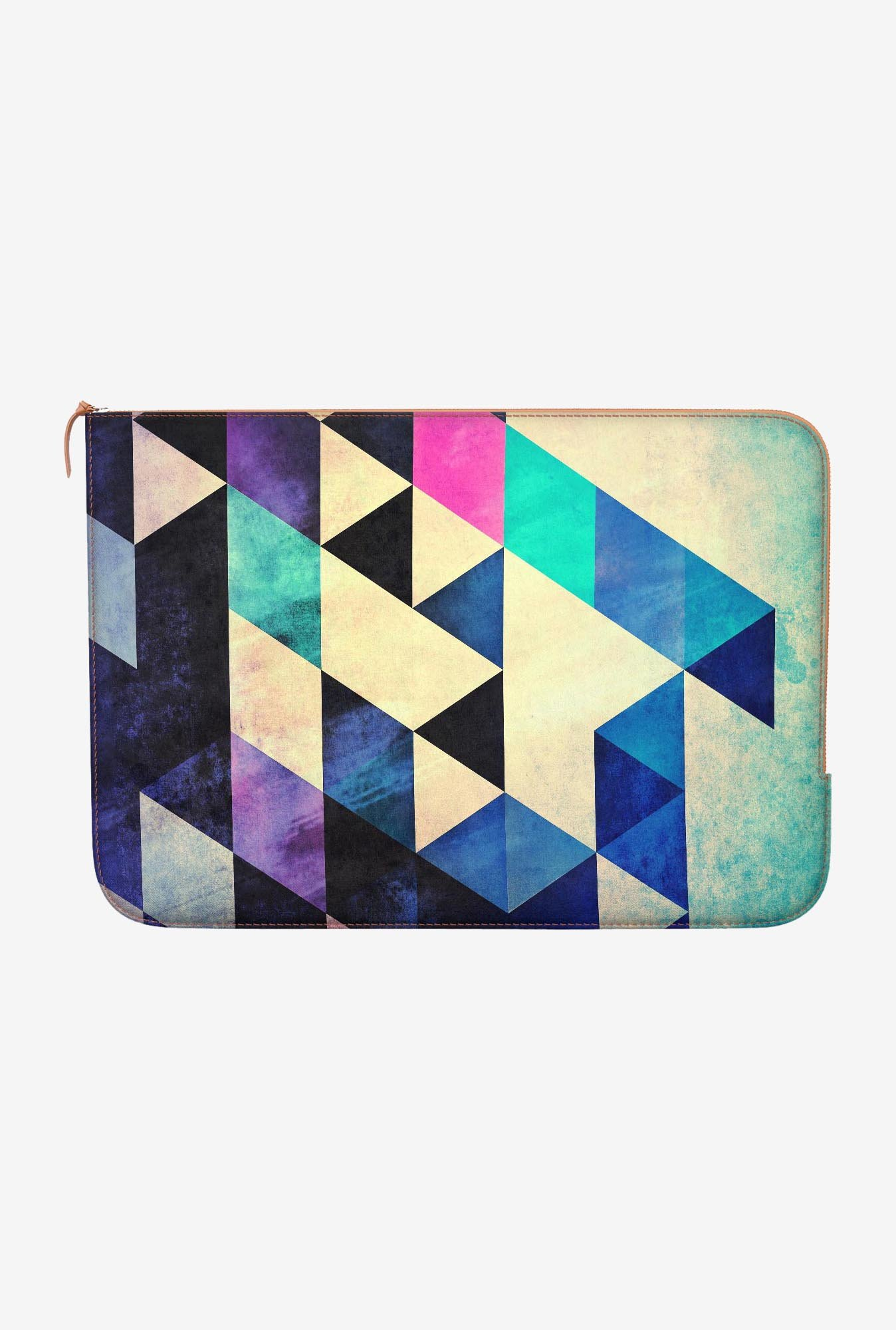"DailyObjects Cyld Syt Macbook Air 11"" Zippered Sleeve"