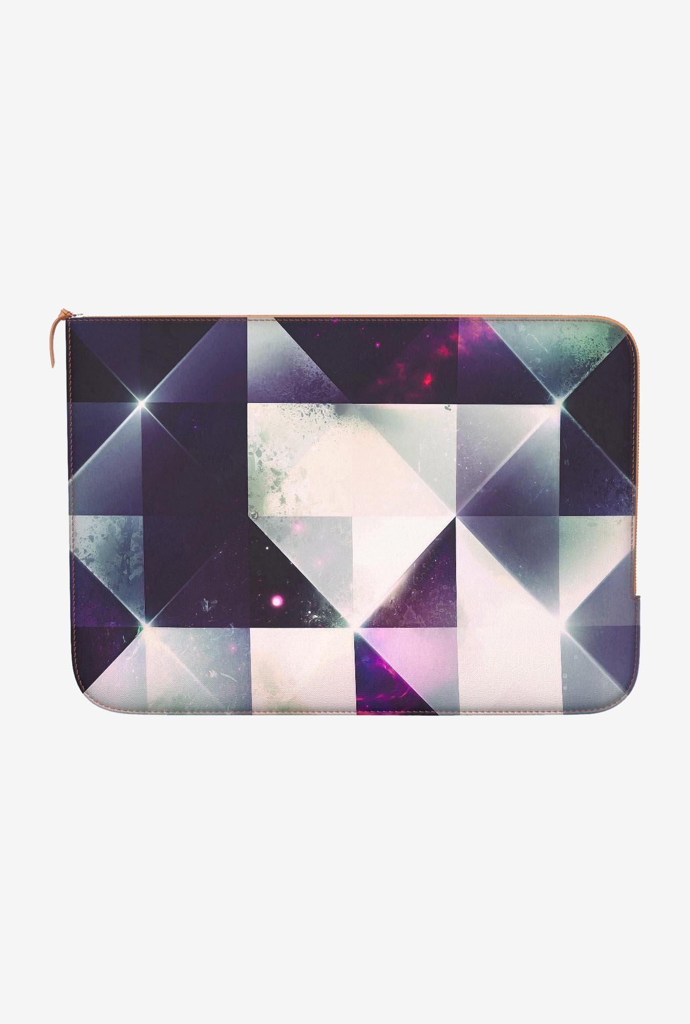 "DailyObjects Cylm Pywyr Macbook Pro 15"" Zippered Sleeve"