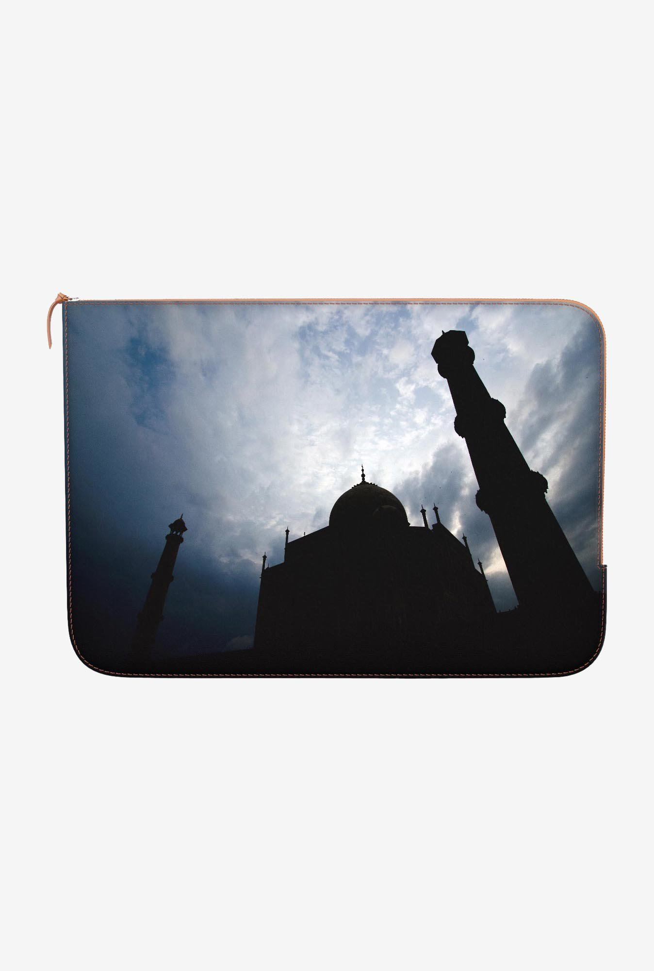 "DailyObjects Taj Mahal Macbook Pro 15"" Zippered Sleeve"