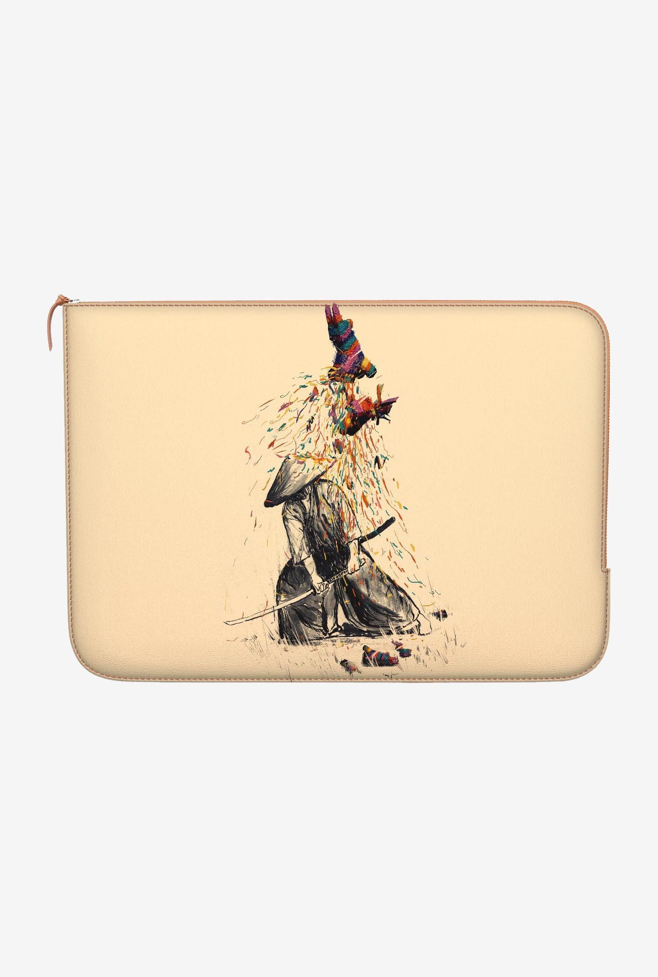 "DailyObjects Target Practice Macbook Air 13"" Zippered Sleeve"