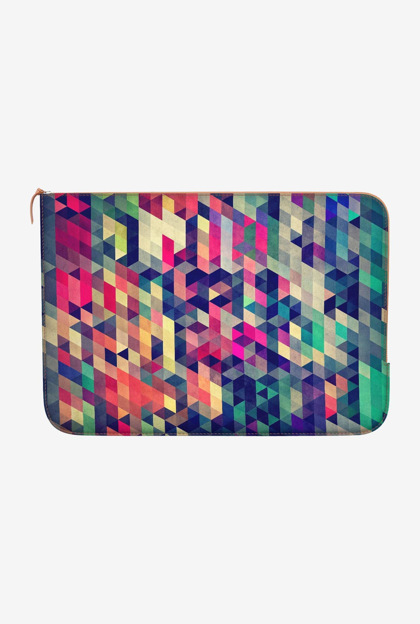 "DailyObjects Atym Hrxtl Macbook Pro 15"" Zippered Sleeve"