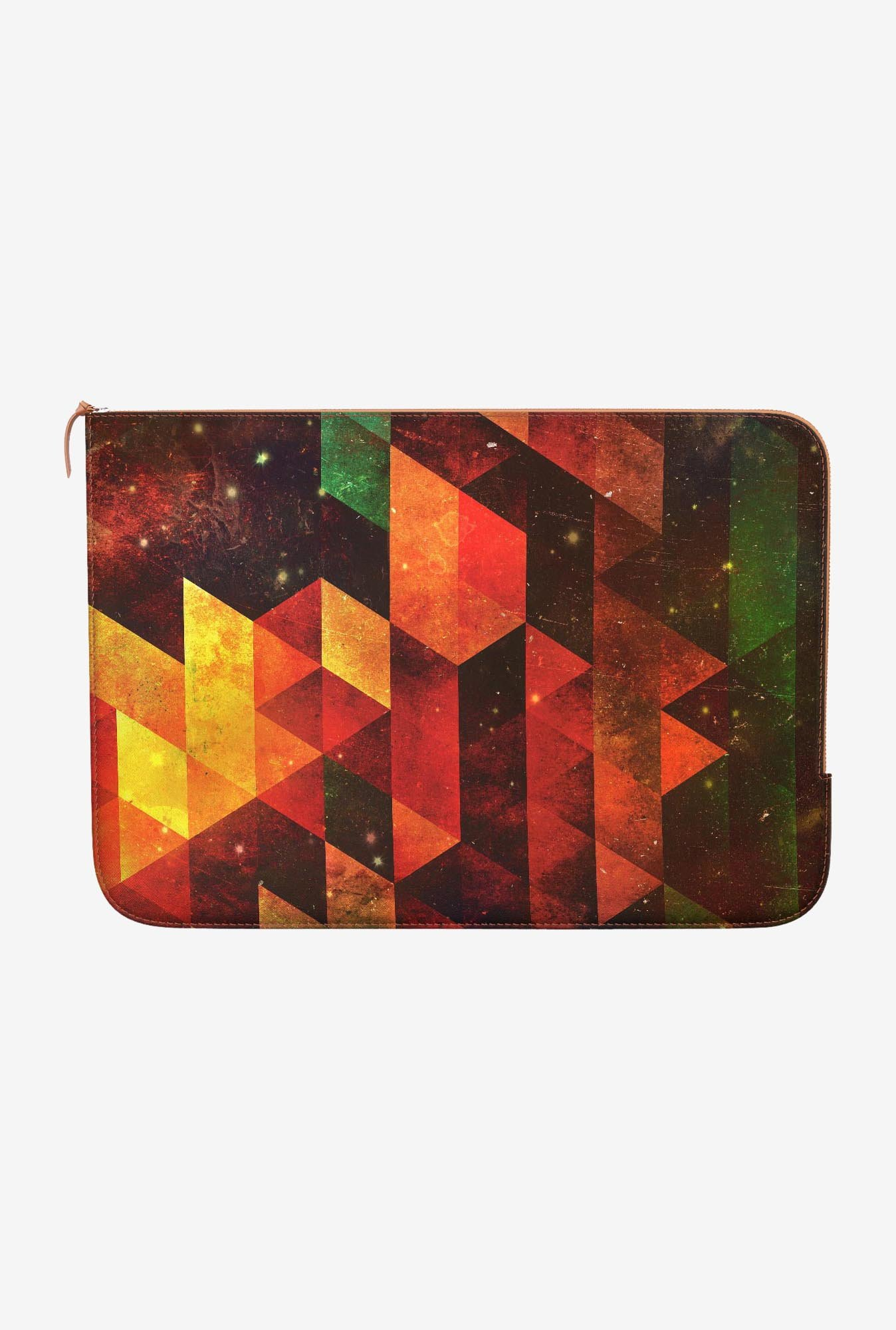 "DailyObjects Chystnyt Macbook Air 11"" Zippered Sleeve"