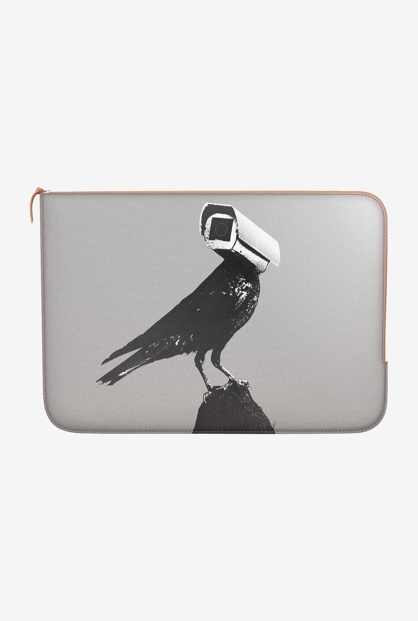 "DailyObjects The Lookout Macbook Pro 15"" Zippered Sleeve"