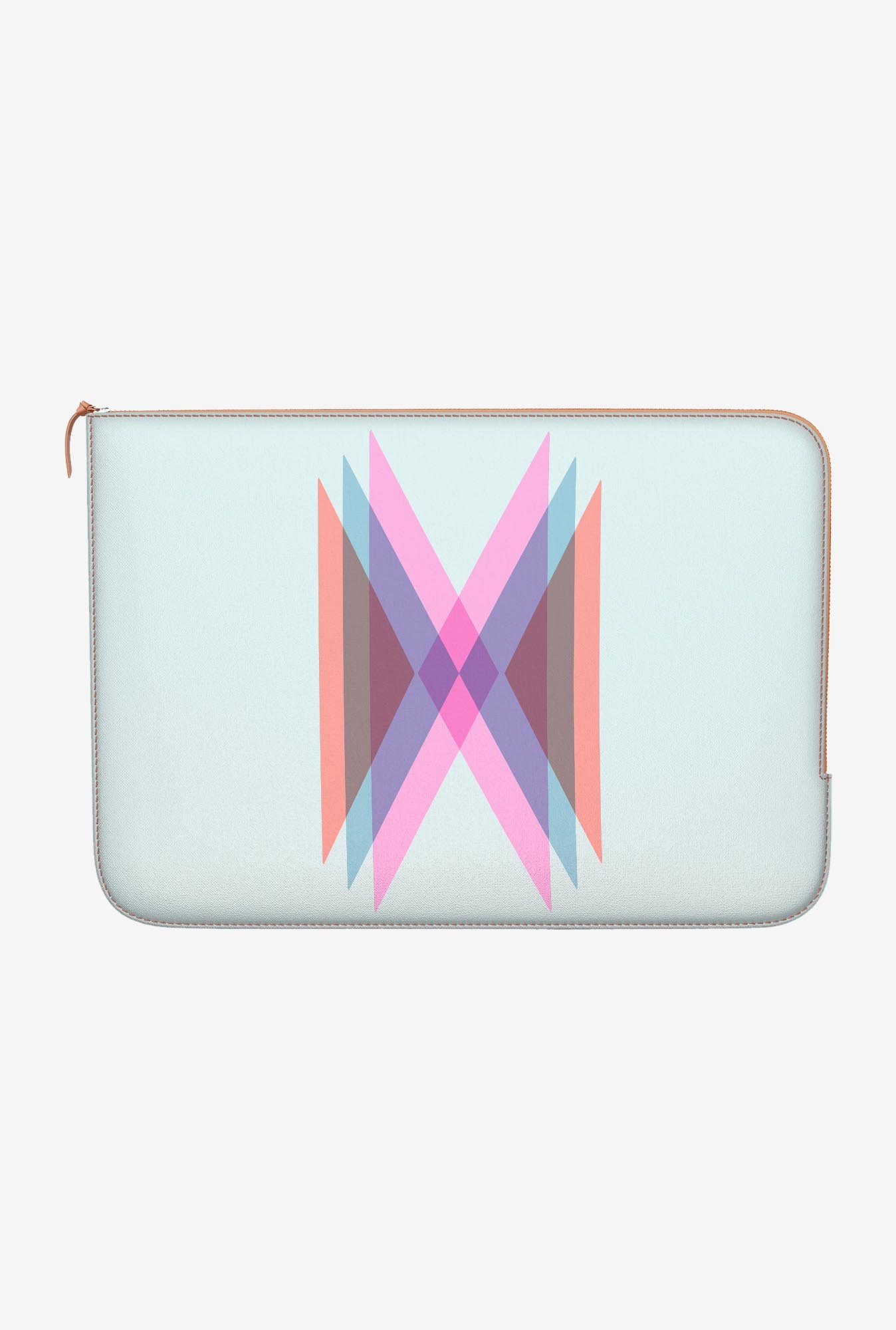 "DailyObjects Stylised H Macbook Pro 15"" Zippered Sleeve"