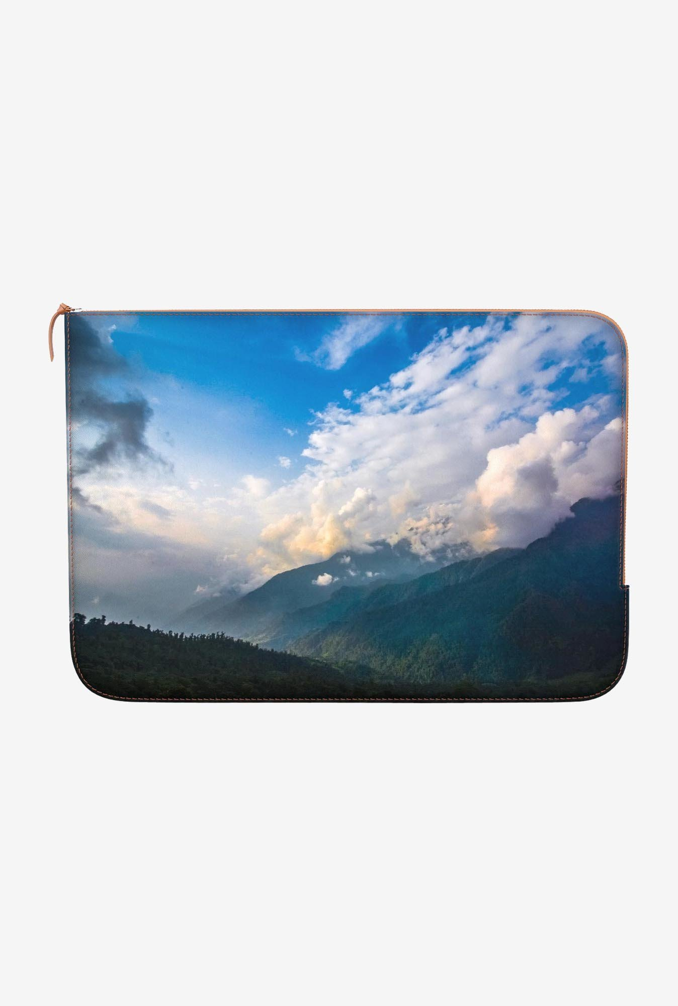 "DailyObjects Big Sky Macbook Air 13"" Zippered Sleeve"