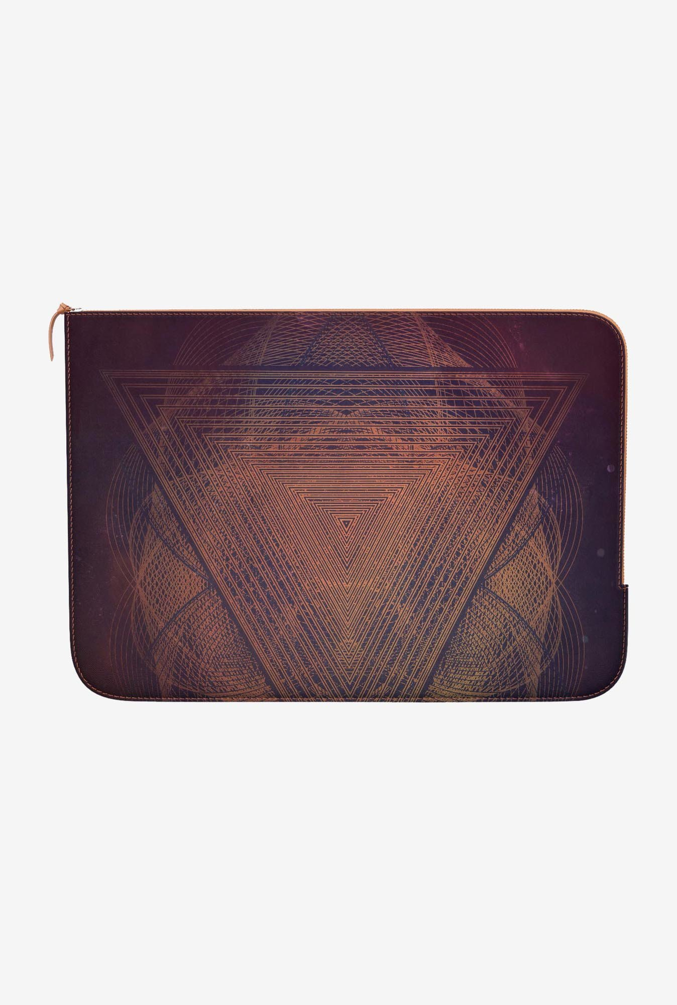 "DailyObjects Syyrce Macbook Air 13"" Zippered Sleeve"