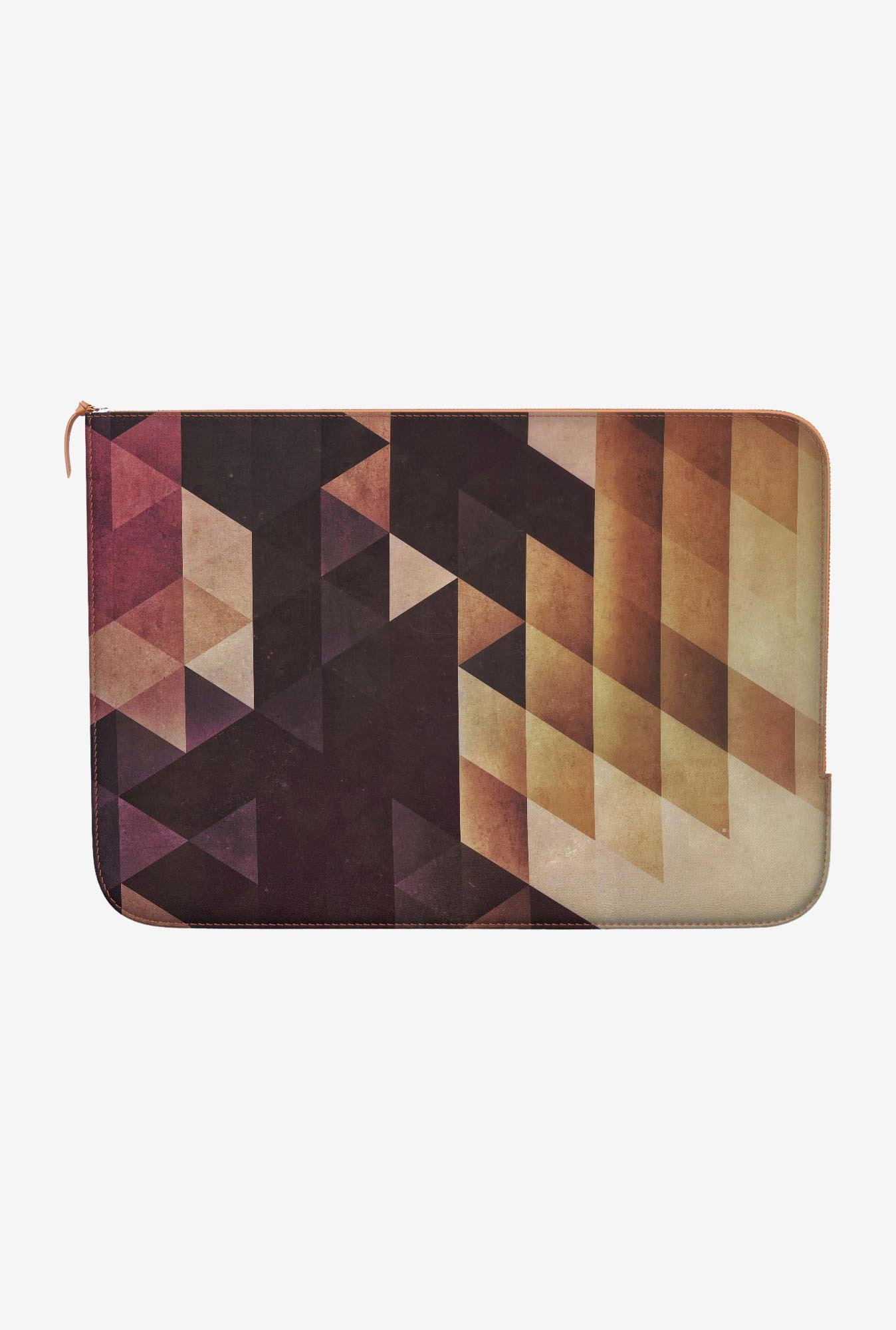"DailyObjects T Tyxxnyyk Macbook Pro 15"" Zippered Sleeve"