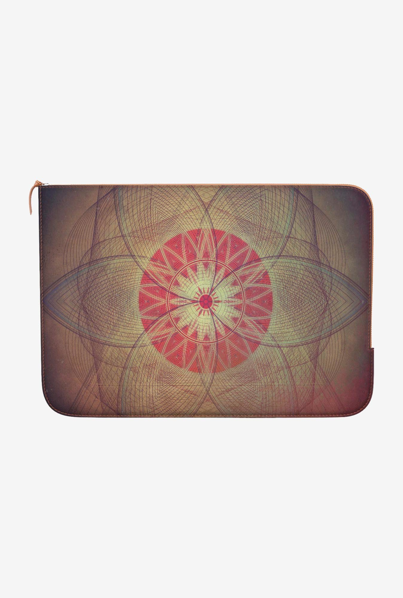 "DailyObjects Flyrym Okkuly Macbook Air 11"" Zippered Sleeve"