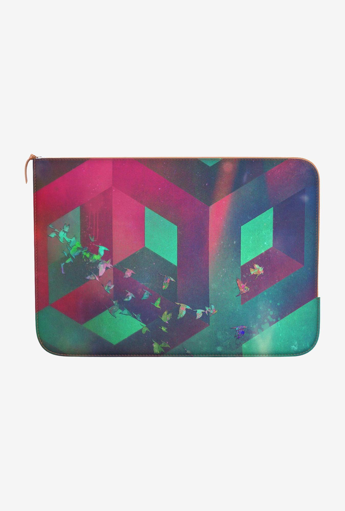 "DailyObjects Flyypyth Macbook Pro 15"" Zippered Sleeve"