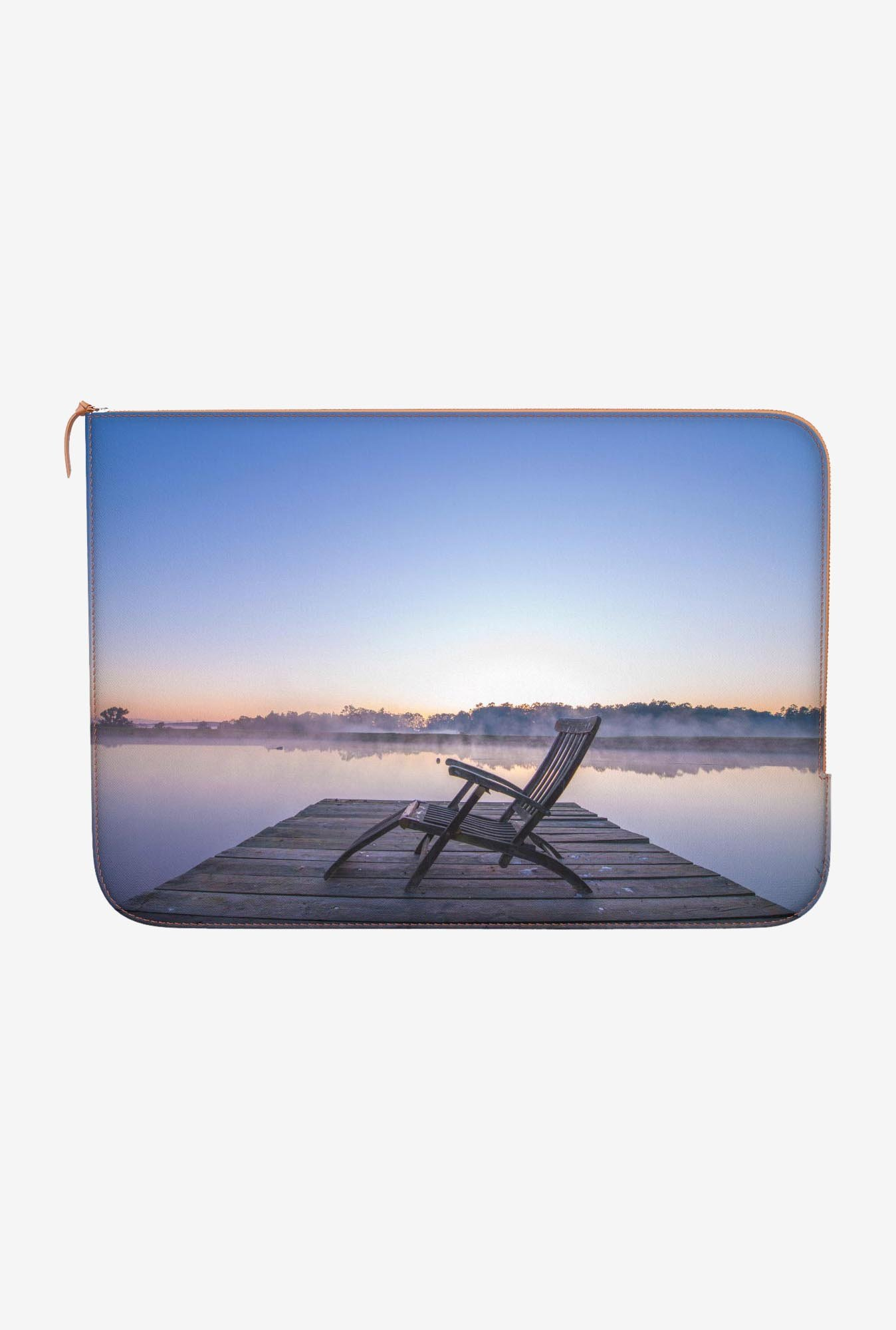 "DailyObjects This Is Life Macbook Air 13"" Zippered Sleeve"
