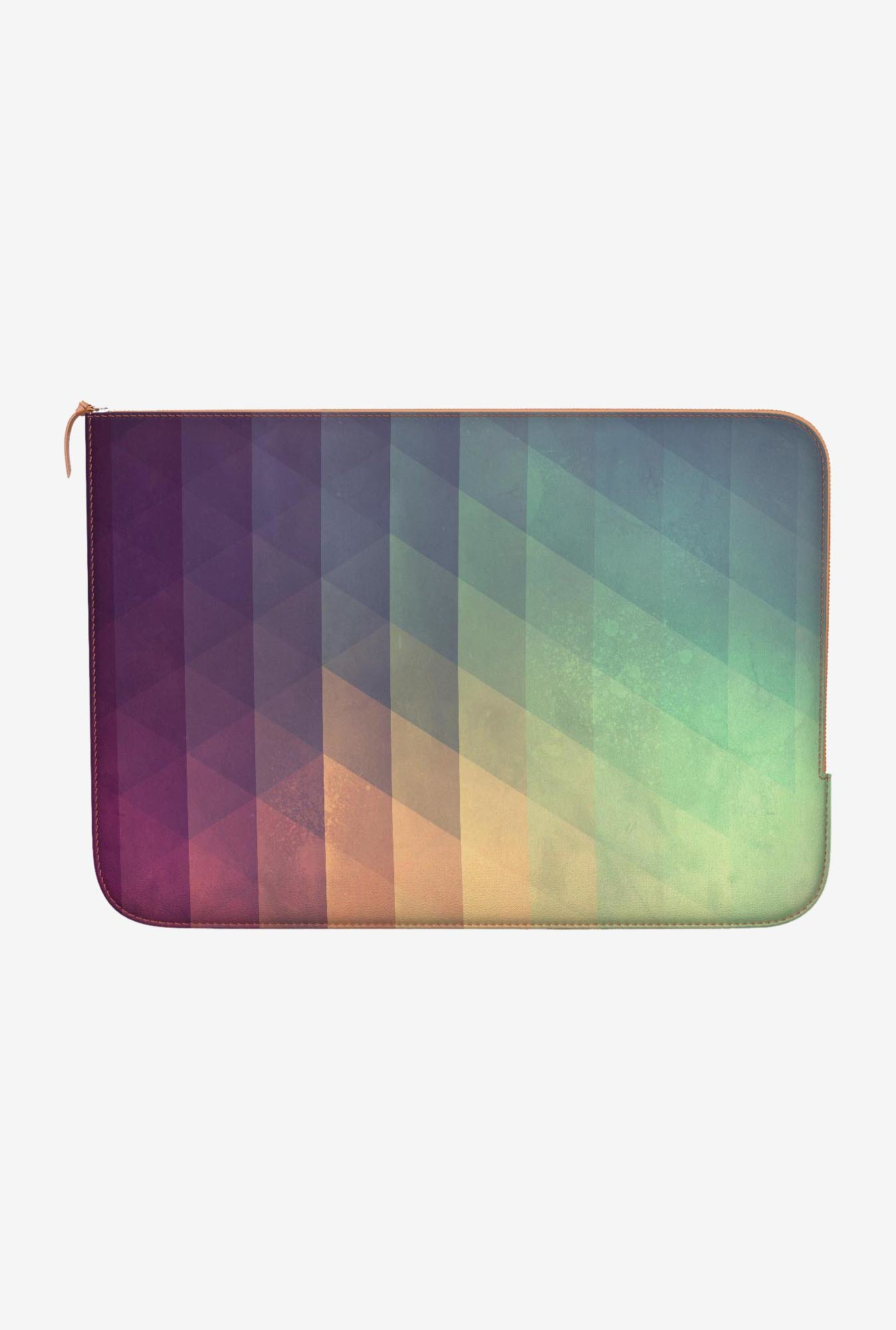 "DailyObjects Fyde Hrxtl Macbook Air 11"" Zippered Sleeve"