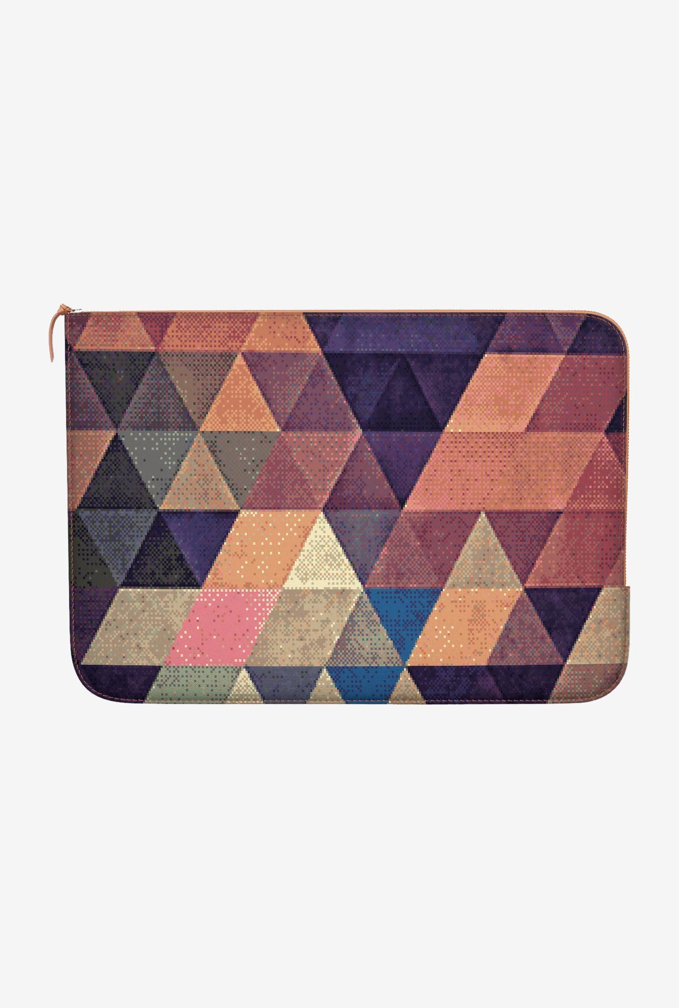 "DailyObjects Fydyxy Pyxyl Macbook Air 13"" Zippered Sleeve"