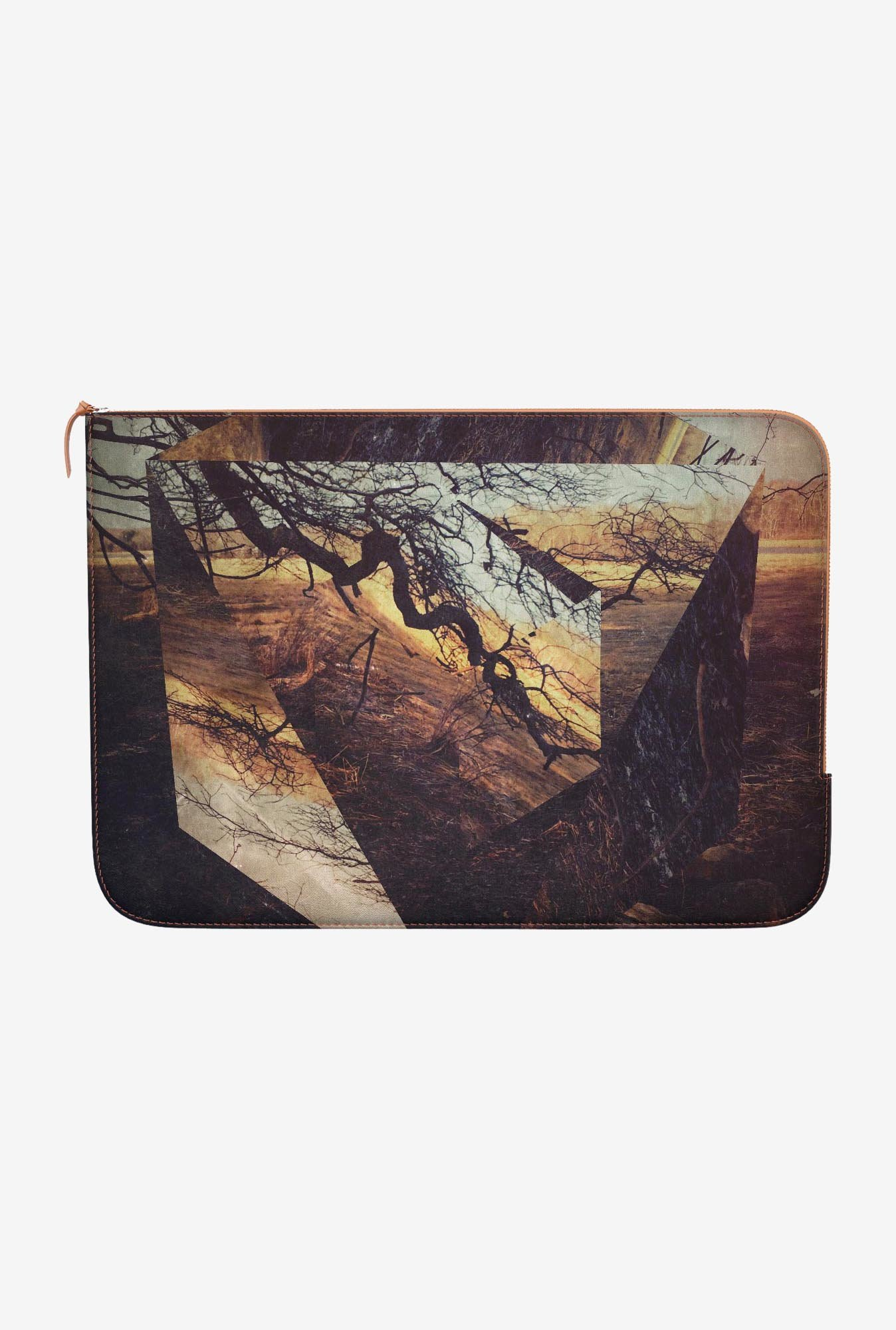 "DailyObjects Drrtmyth Macbook Pro 15"" Zippered Sleeve"