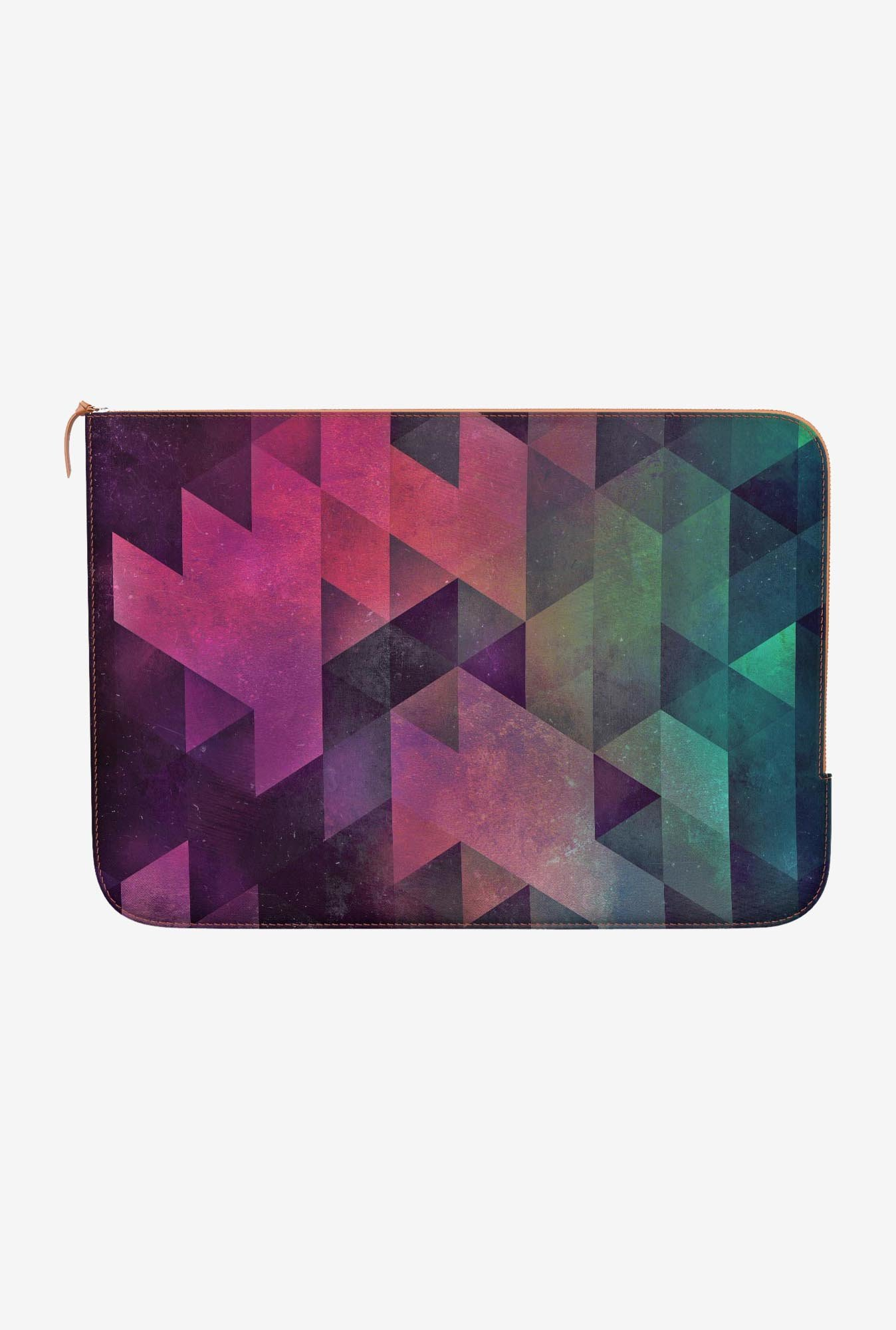 "DailyObjects Dryy Xpyll Macbook Air 13"" Zippered Sleeve"