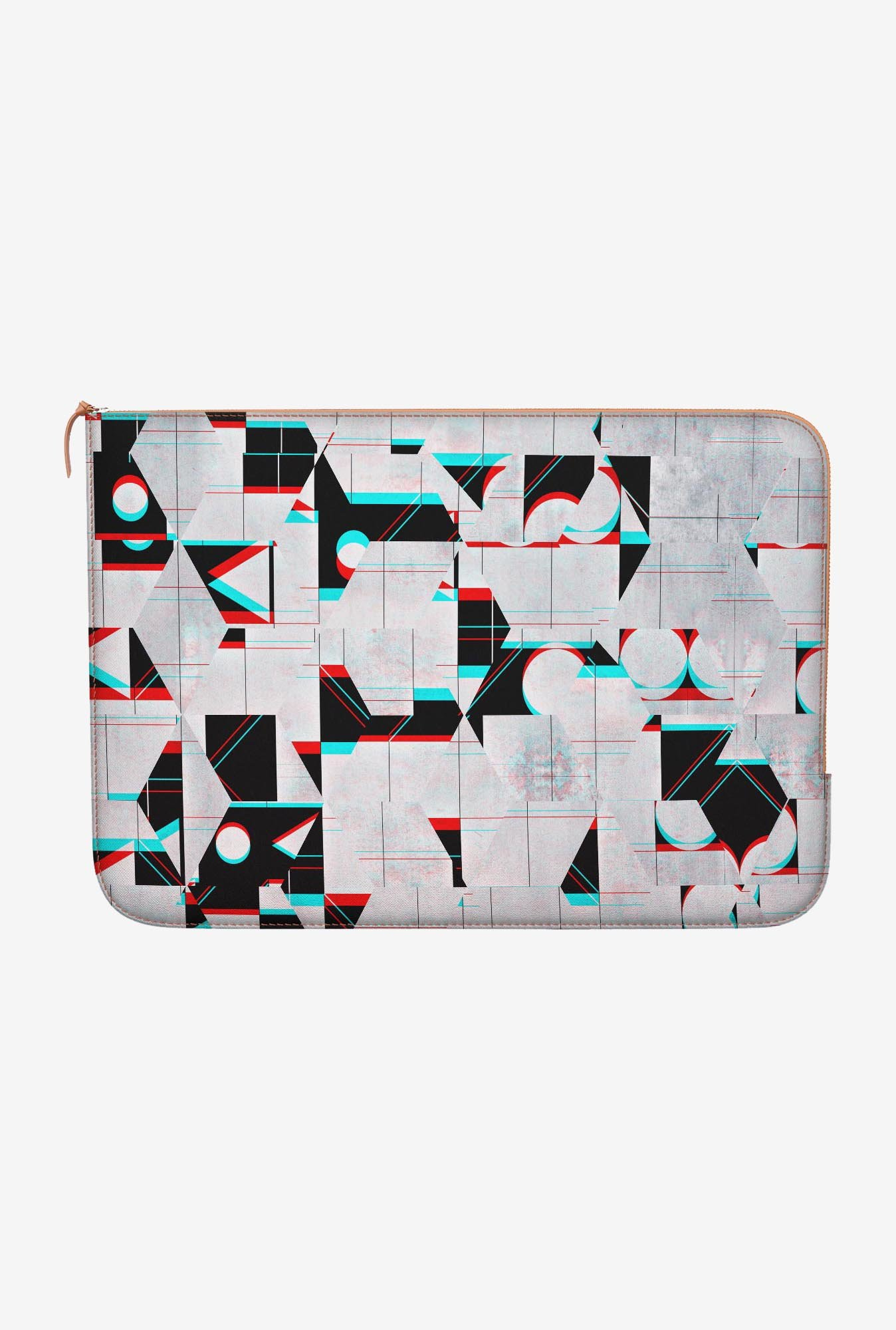 "DailyObjects Fylss Ynyglyph Macbook Air 13"" Zippered Sleeve"