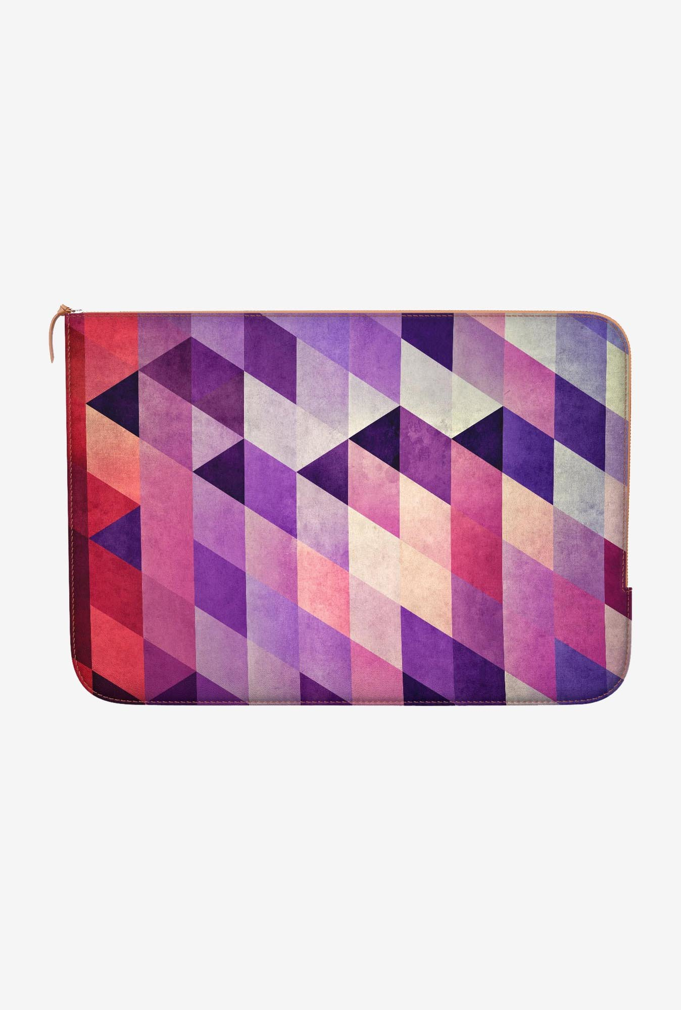 "DailyObjects Fynyl Ynd Macbook Air 13"" Zippered Sleeve"