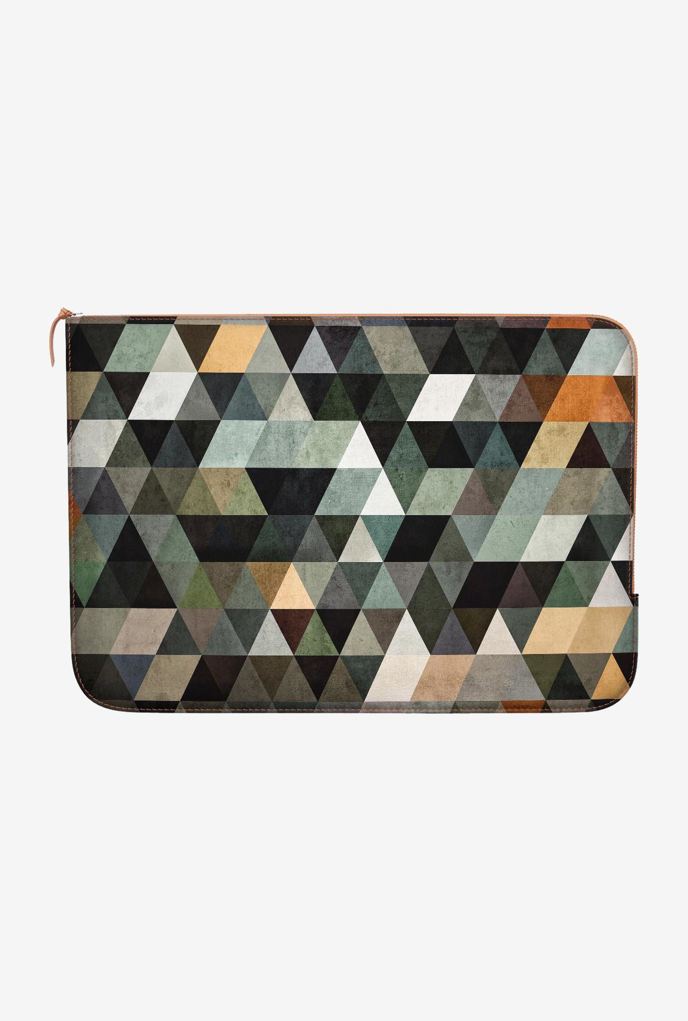 "DailyObjects Dylykktyk Macbook Air 13"" Zippered Sleeve"