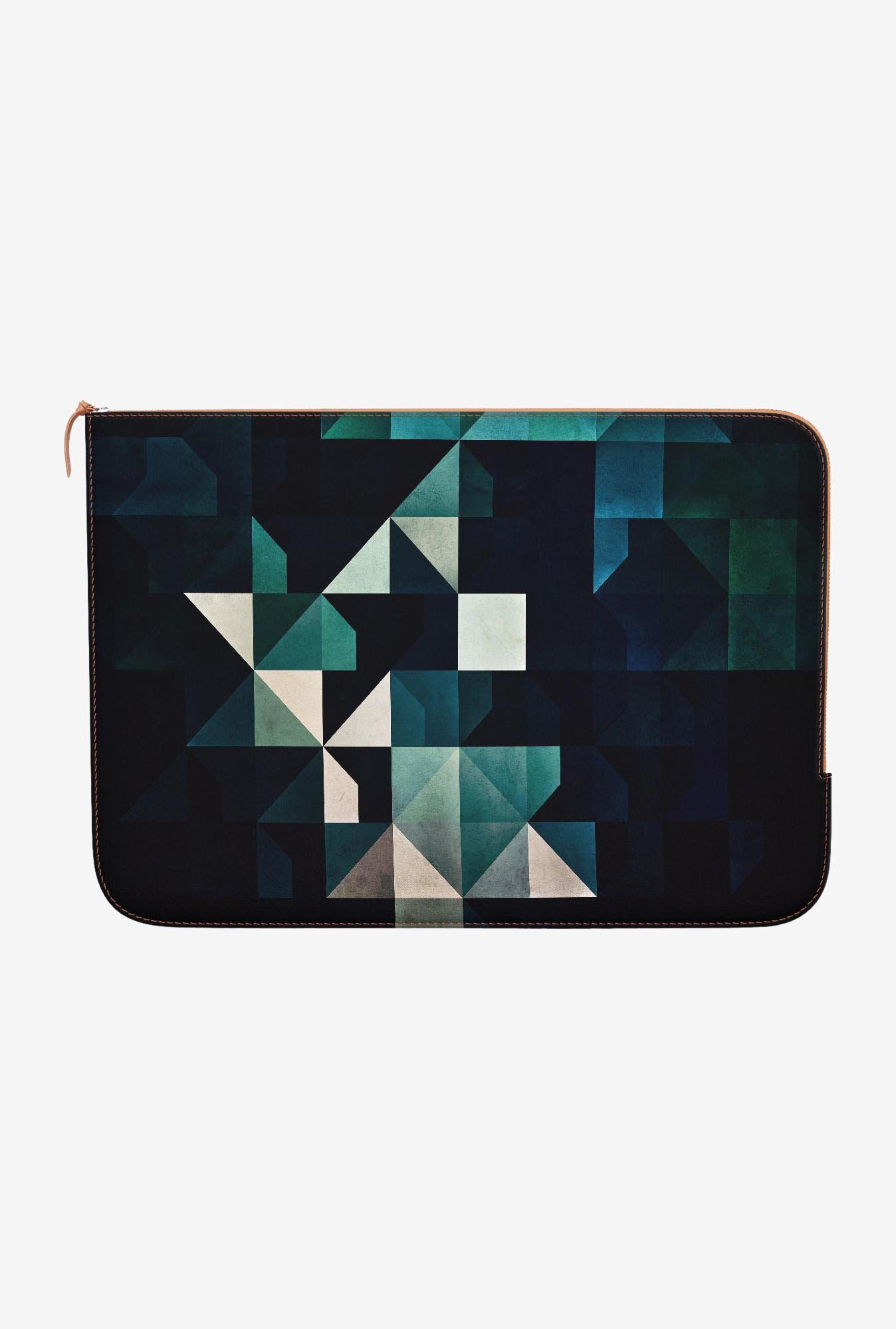 "DailyObjects Dymynd Stryke Macbook Pro 15"" Zippered Sleeve"