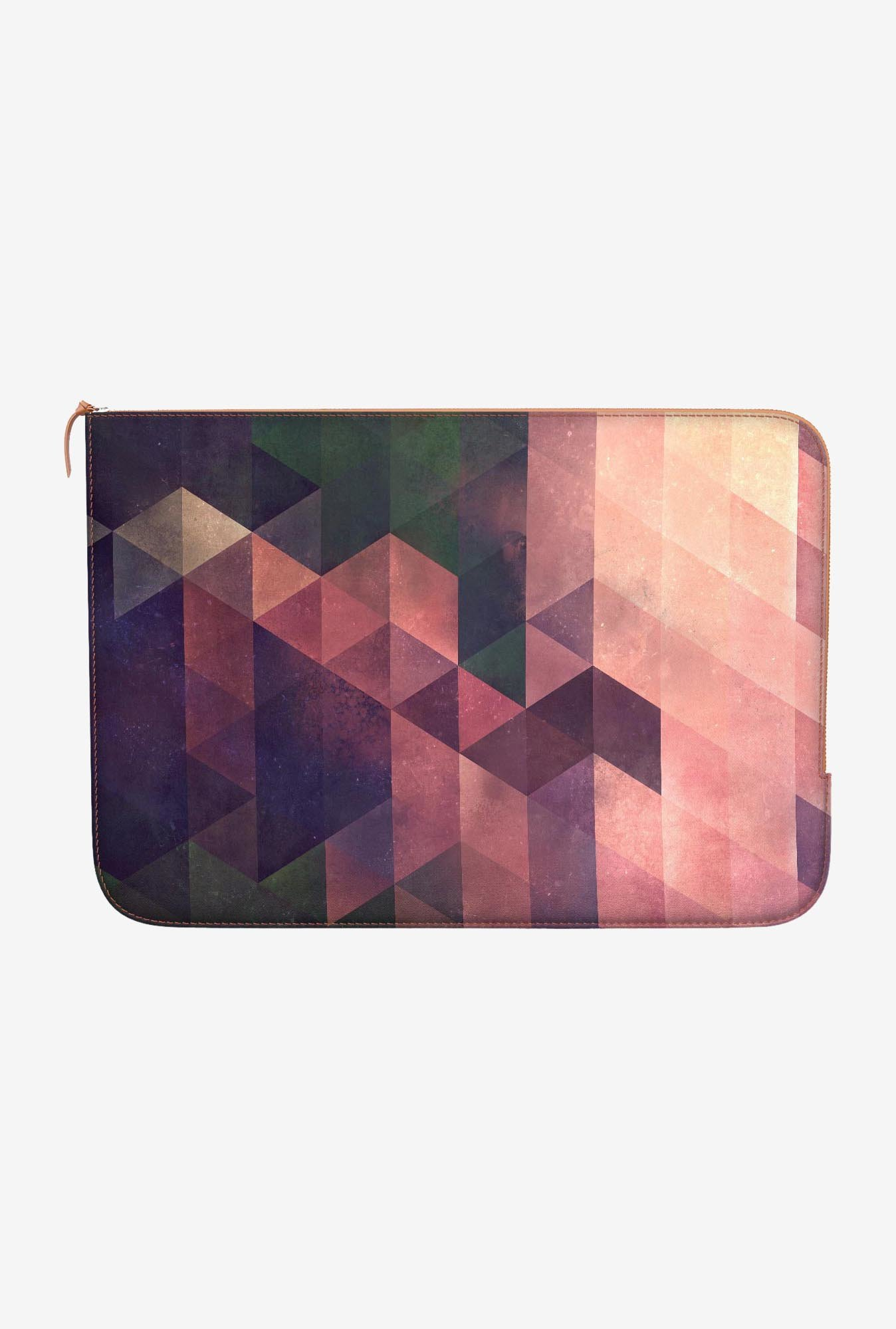 "DailyObjects Fyt Yrms Macbook Pro 13"" Zippered Sleeve"