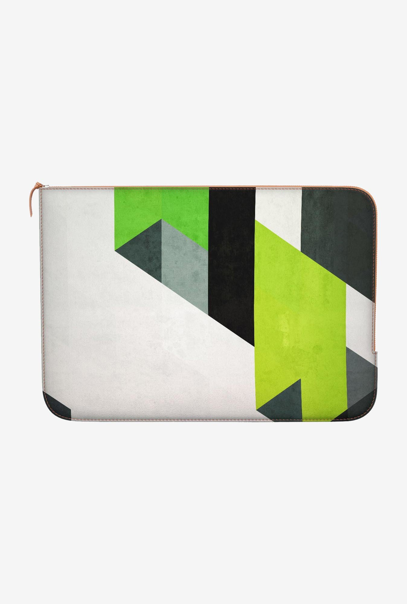 "DailyObjects Dyne Wyth Hrxtl Macbook Pro 15"" Zippered Sleeve"