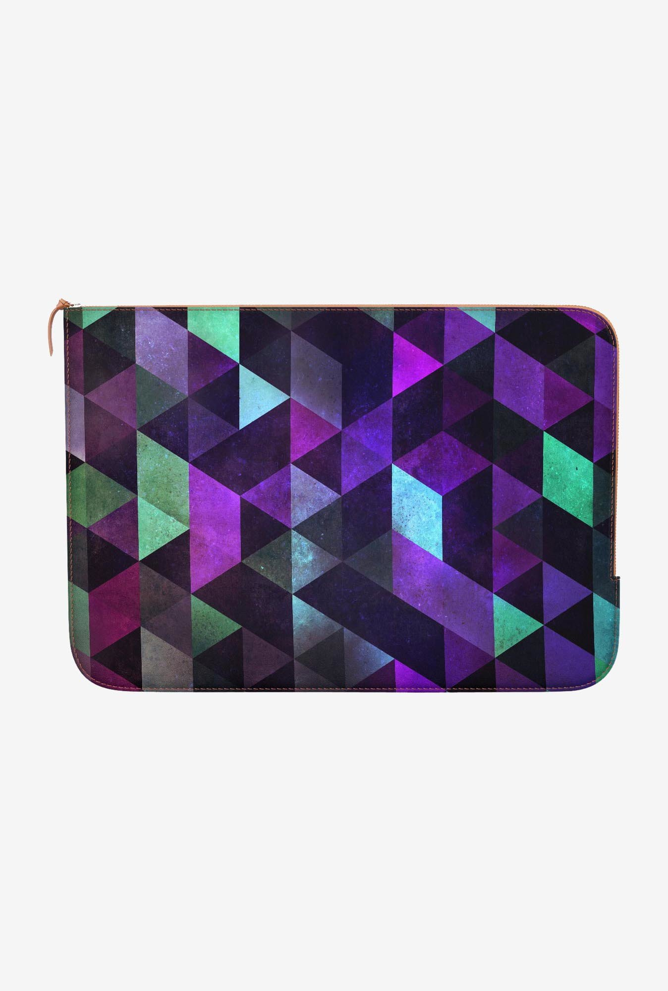 "DailyObjects Dyrk Tyme Macbook Pro 15"" Zippered Sleeve"