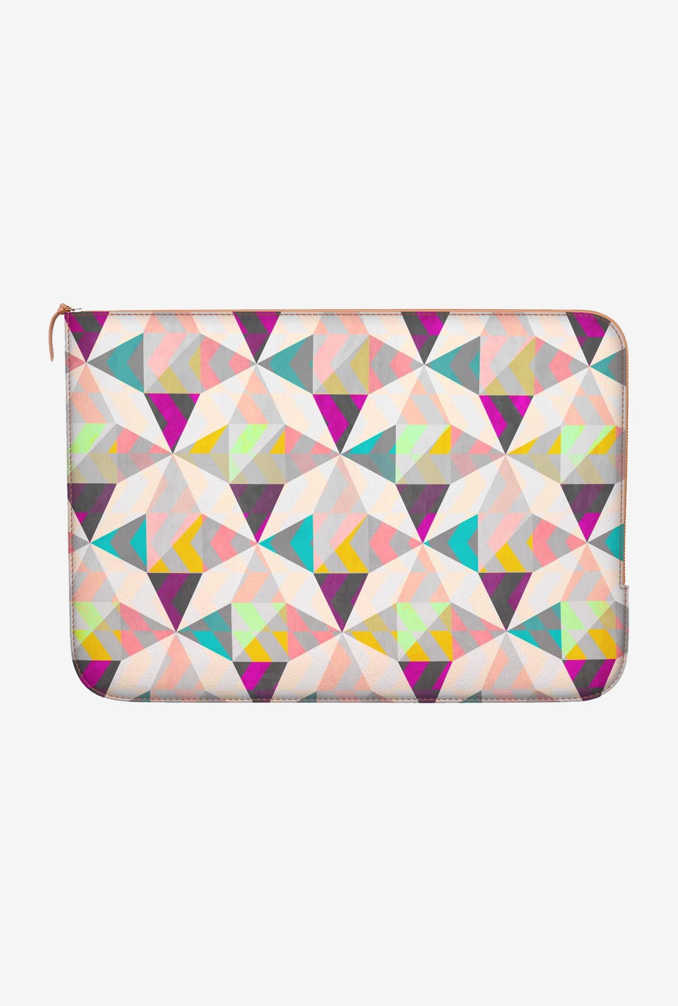 "DailyObjects True Diamonds Macbook Pro 15"" Zippered Sleeve"