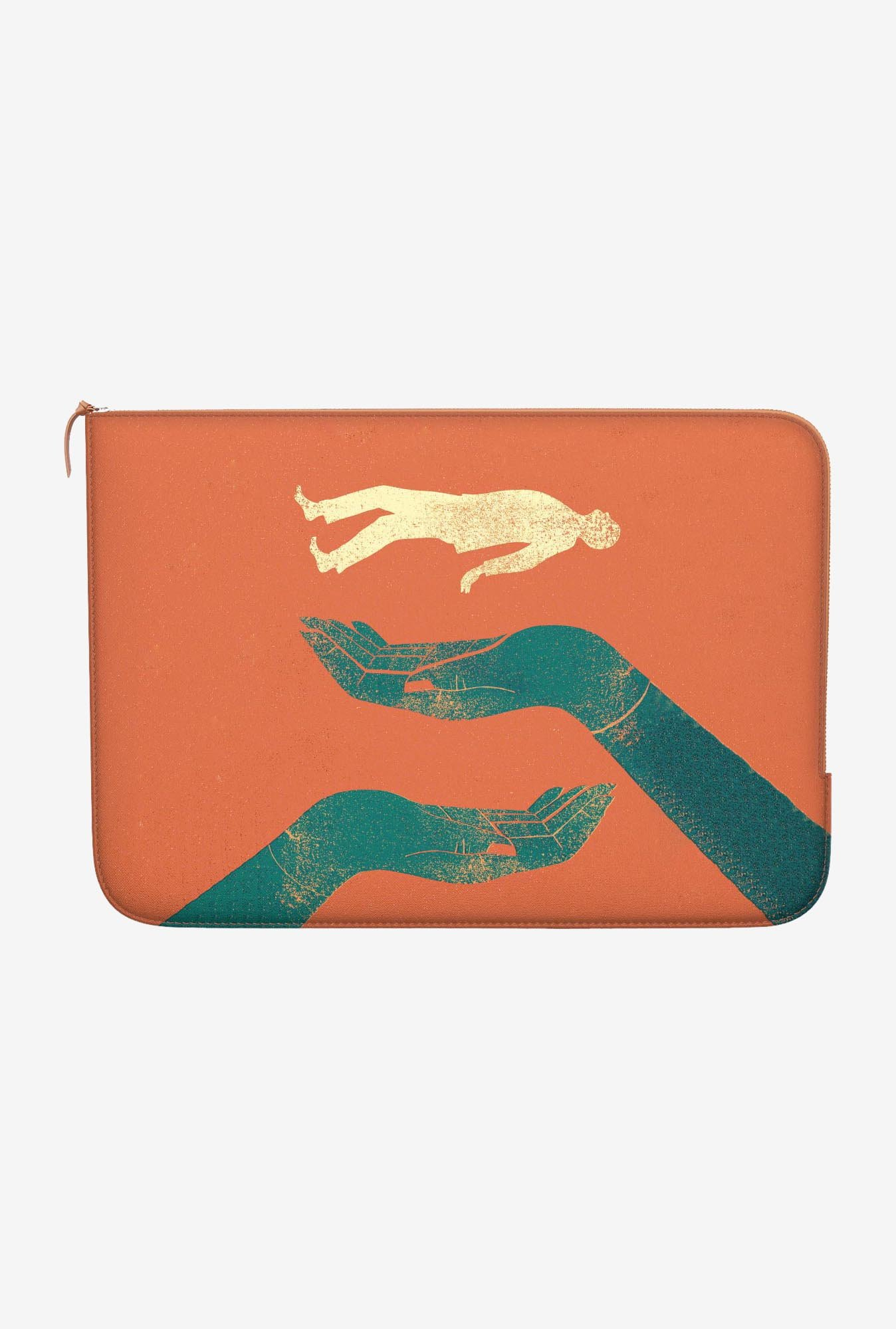 DailyObjects Trust Excercise MacBook Pro 15 Zippered Sleeve