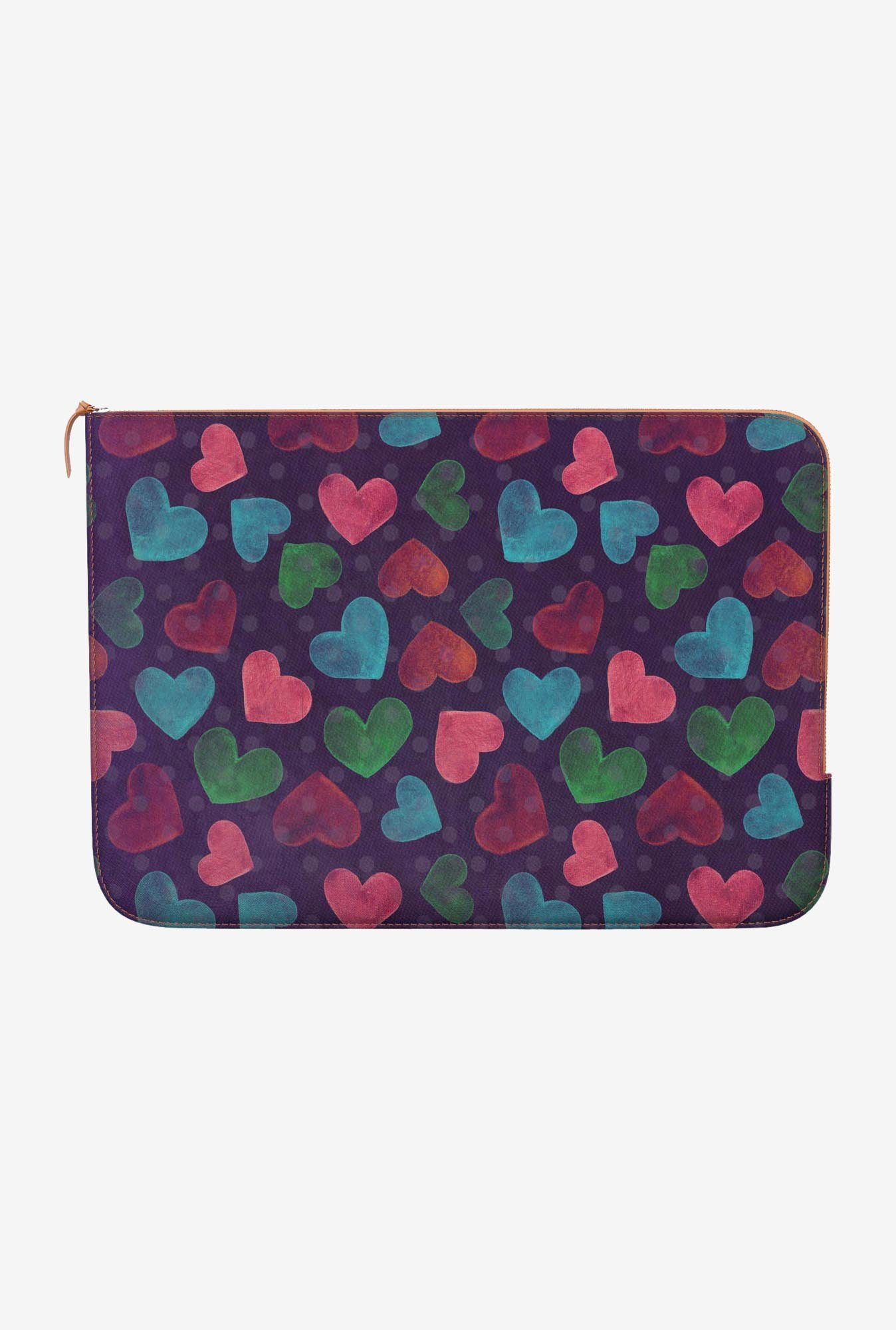 "DailyObjects Valentine Macbook Air 13"" Zippered Sleeve"