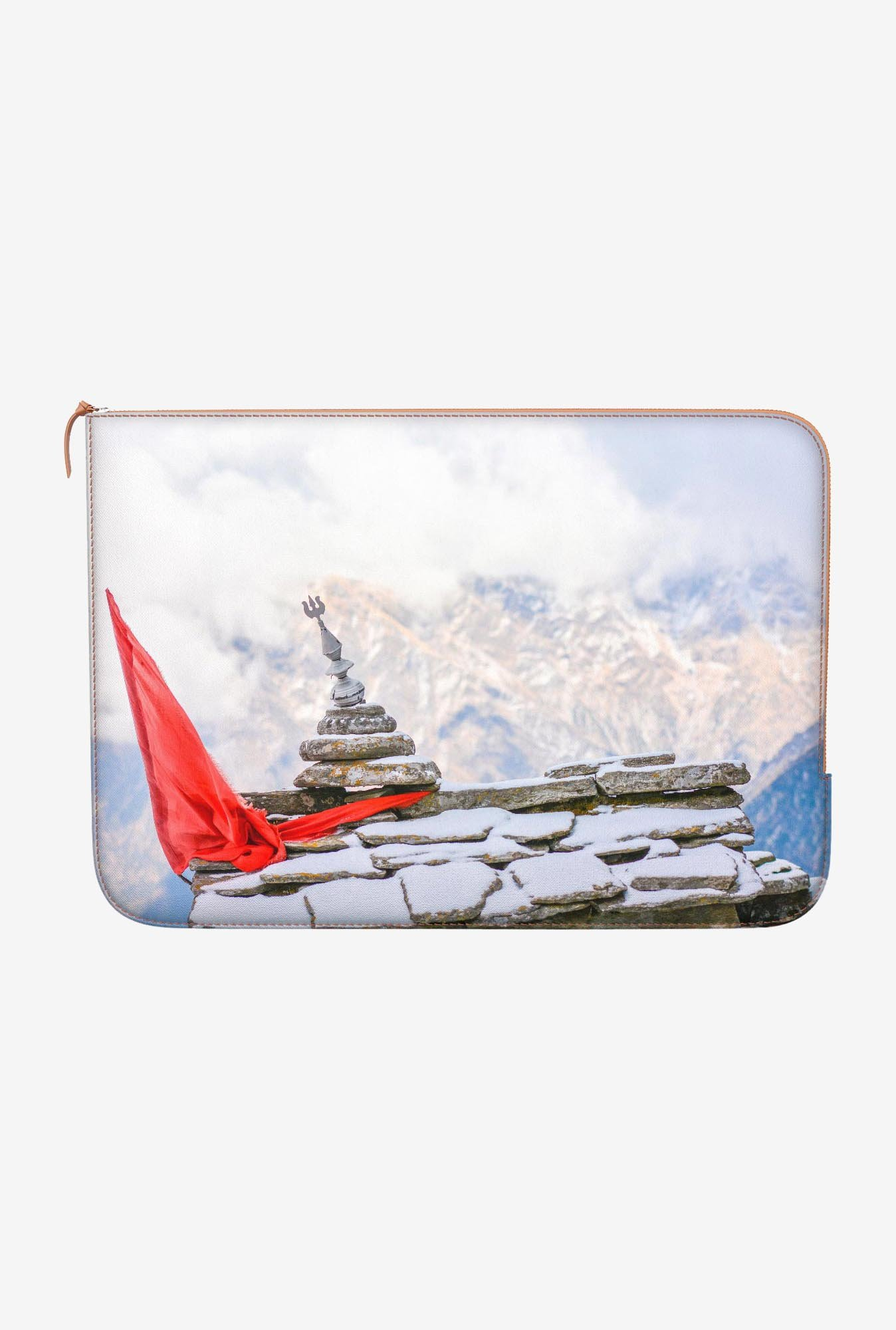 "DailyObjects Windswept Macbook Air 11"" Zippered Sleeve"