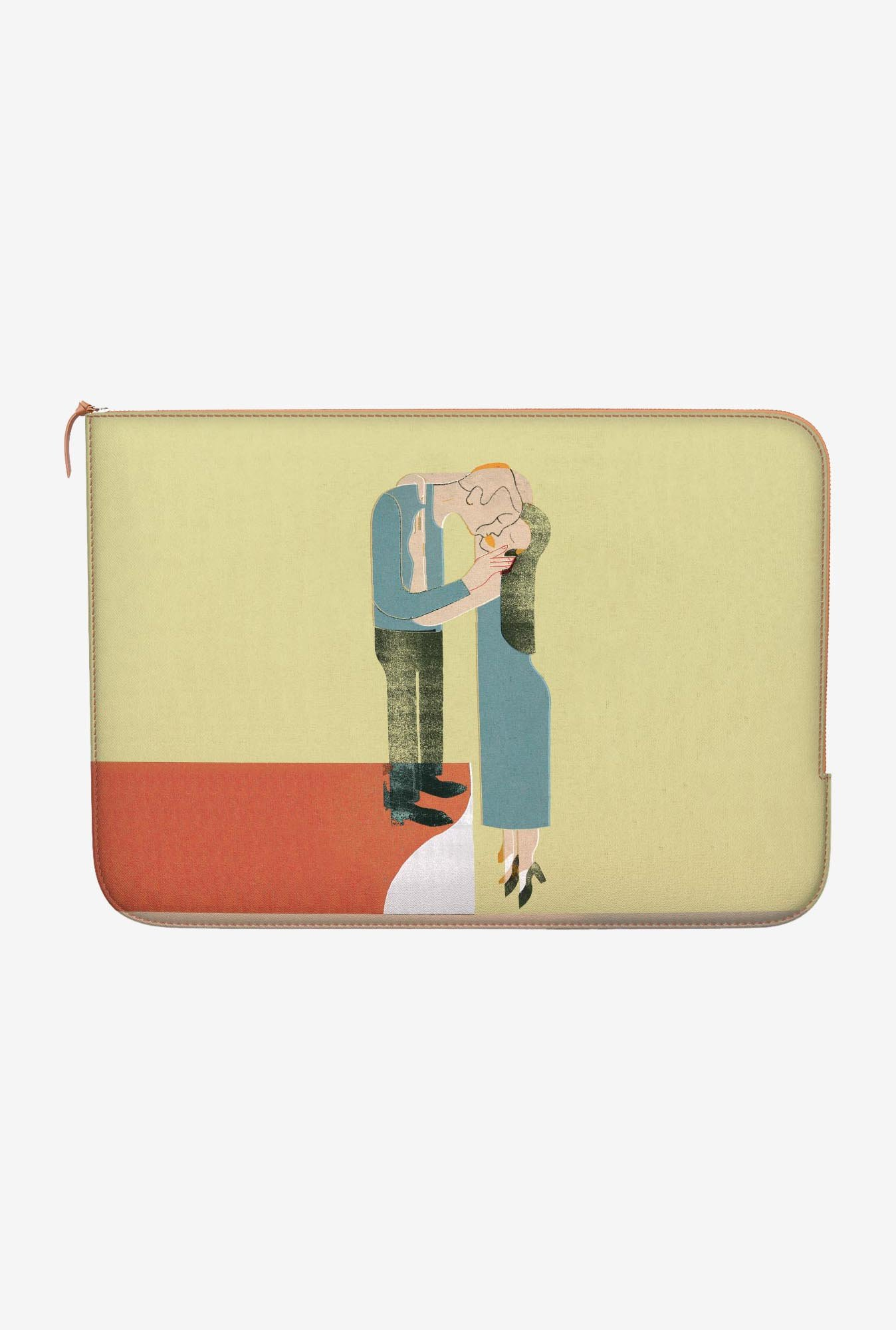 DailyObjects Warm Embrace MacBook 12 Zippered Sleeve