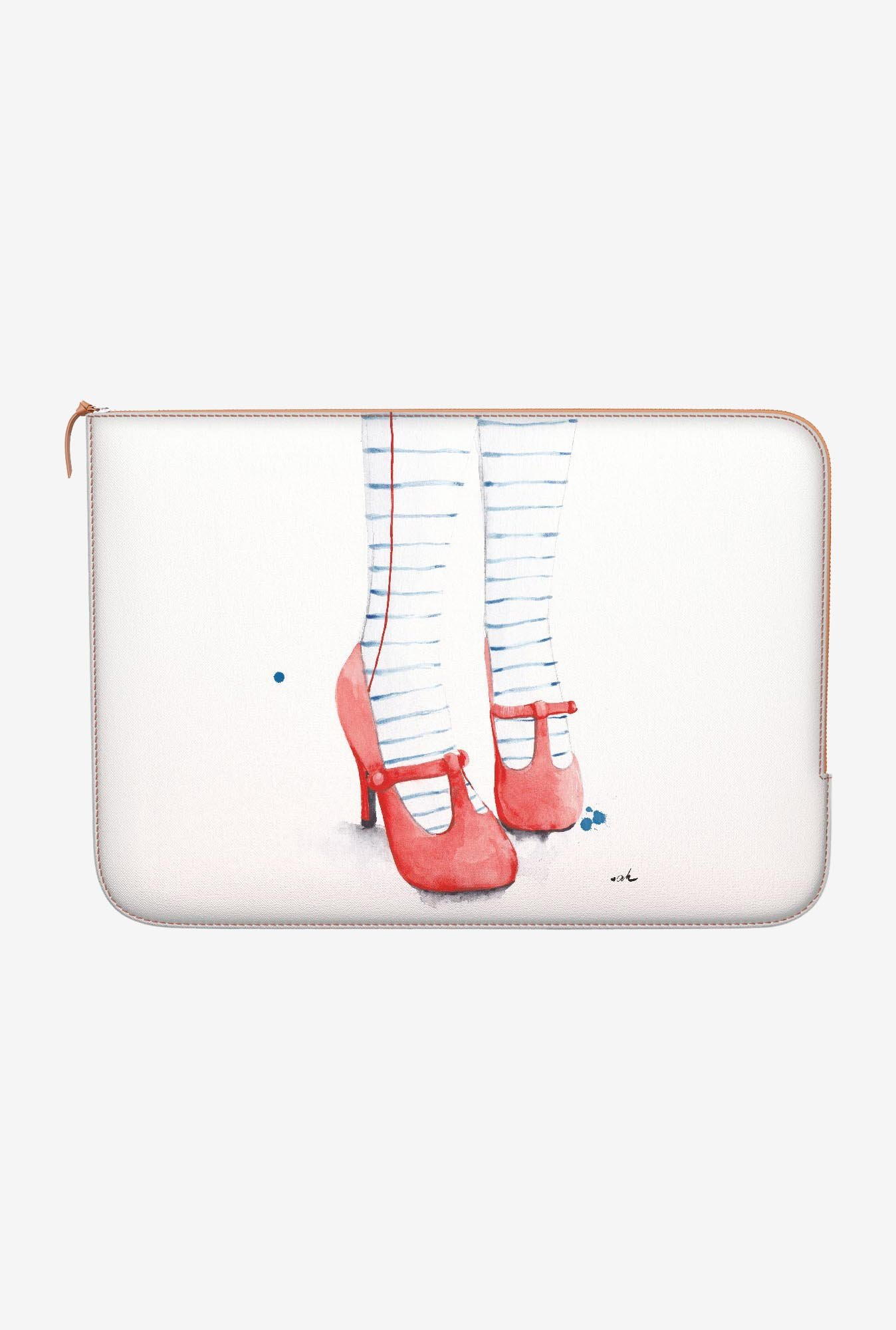 "DailyObjects Write About It Macbook Pro 15"" Zippered Sleeve"