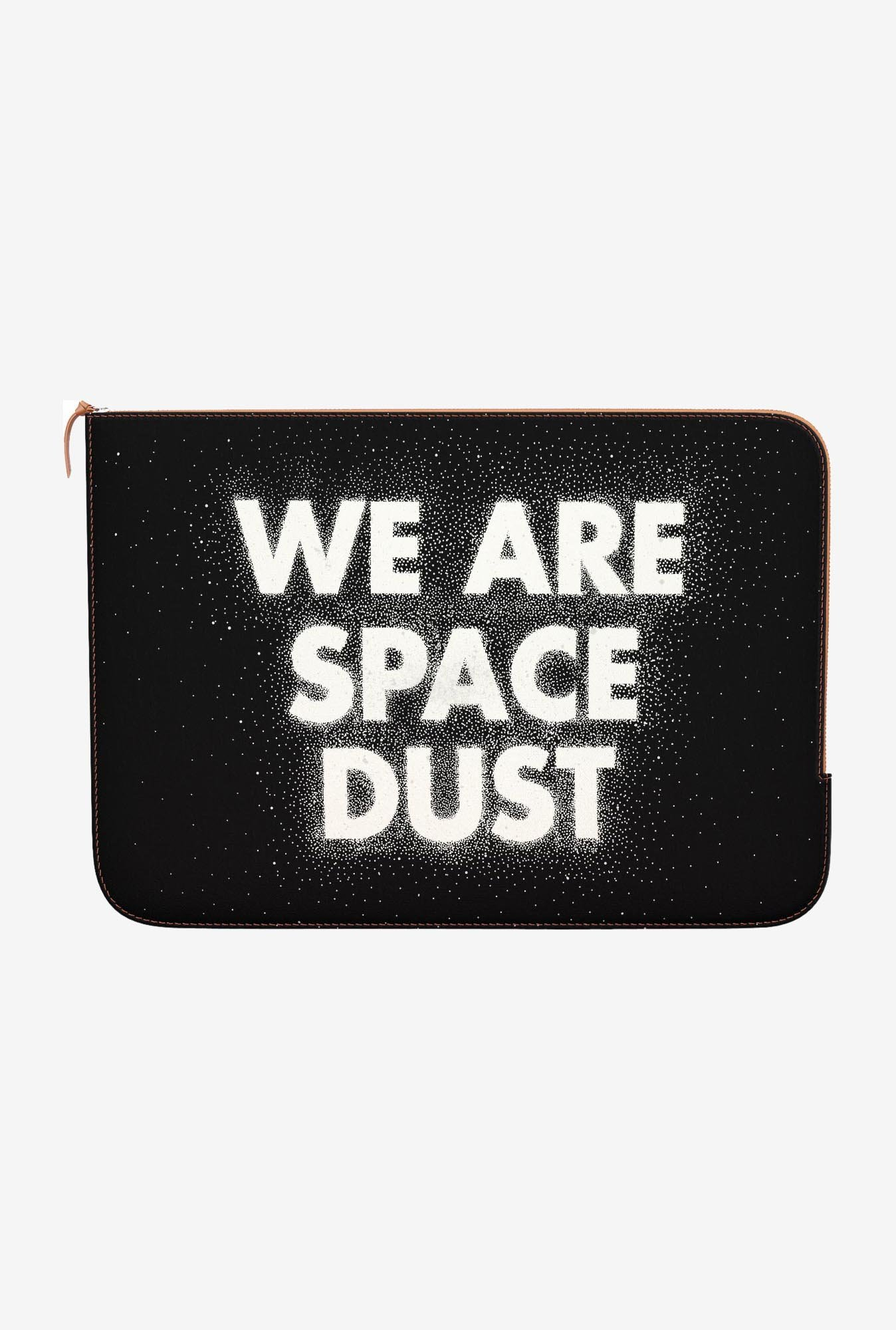 DailyObjects We R Space Dust MacBook 12 Zippered Sleeve