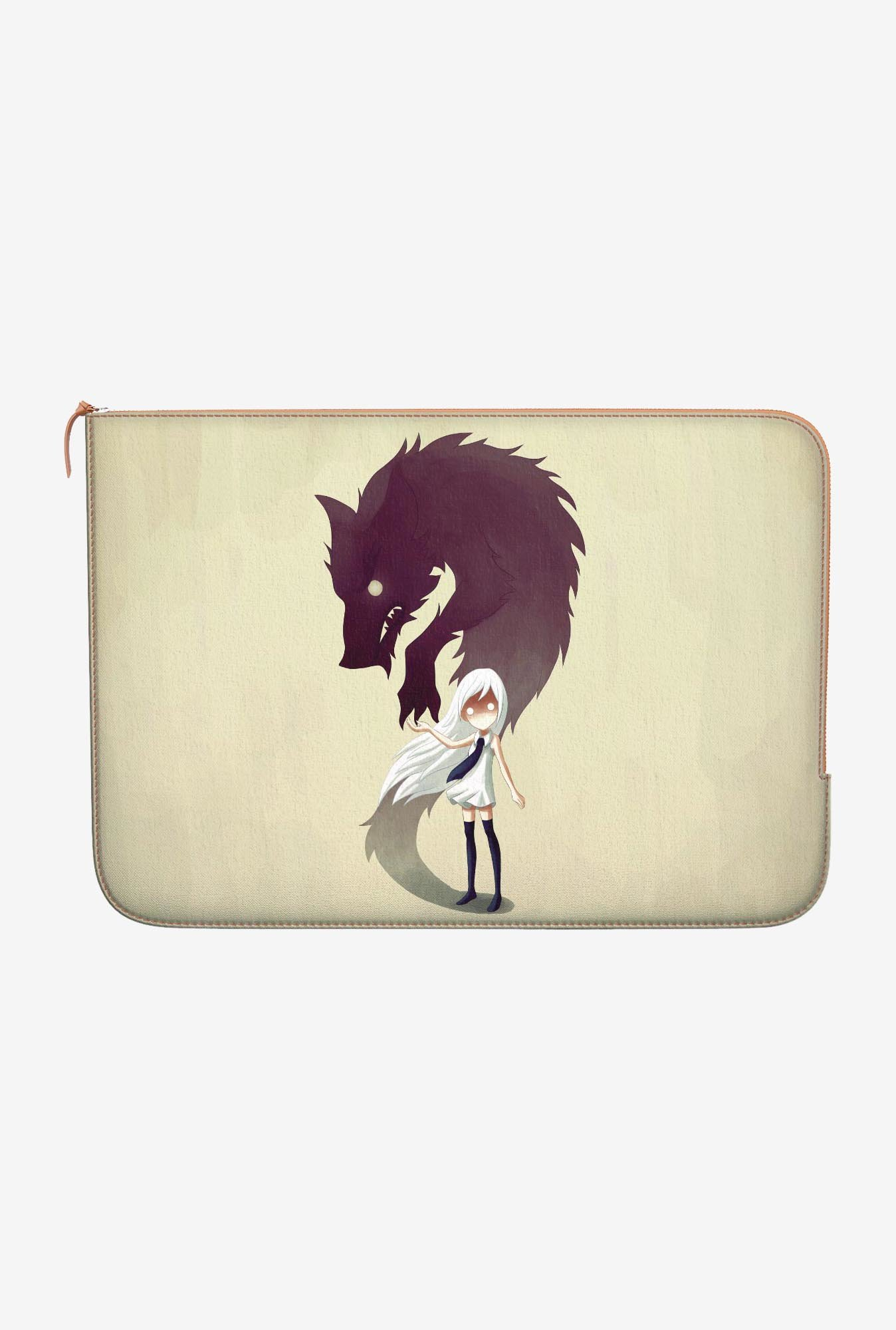 DailyObjects Werewolf Shadows Macbook Pro 13 Zippered Sleeve