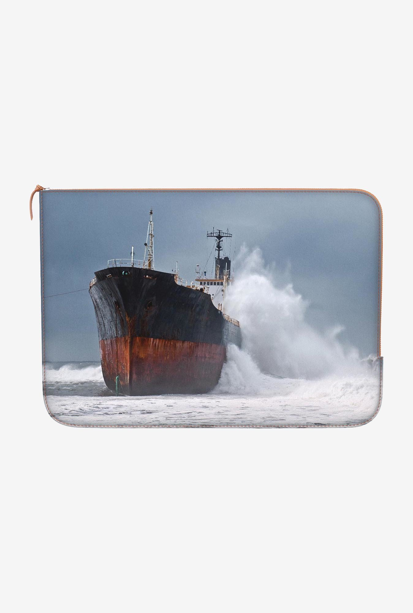 "DailyObjects Titanic Macbook Air 13"" Zippered Sleeve"