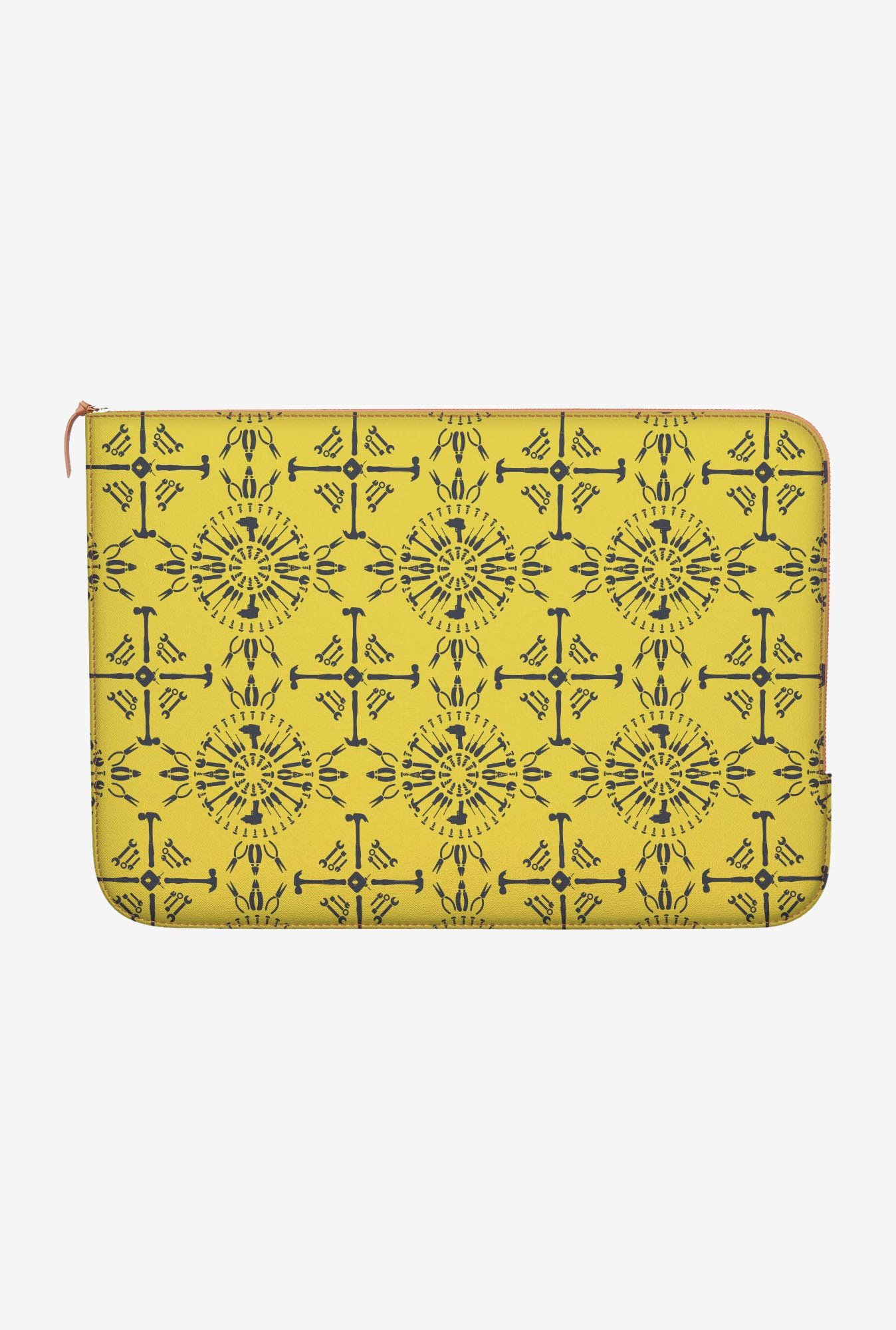 "DailyObjects Tools Macbook Pro 15"" Zippered Sleeve"