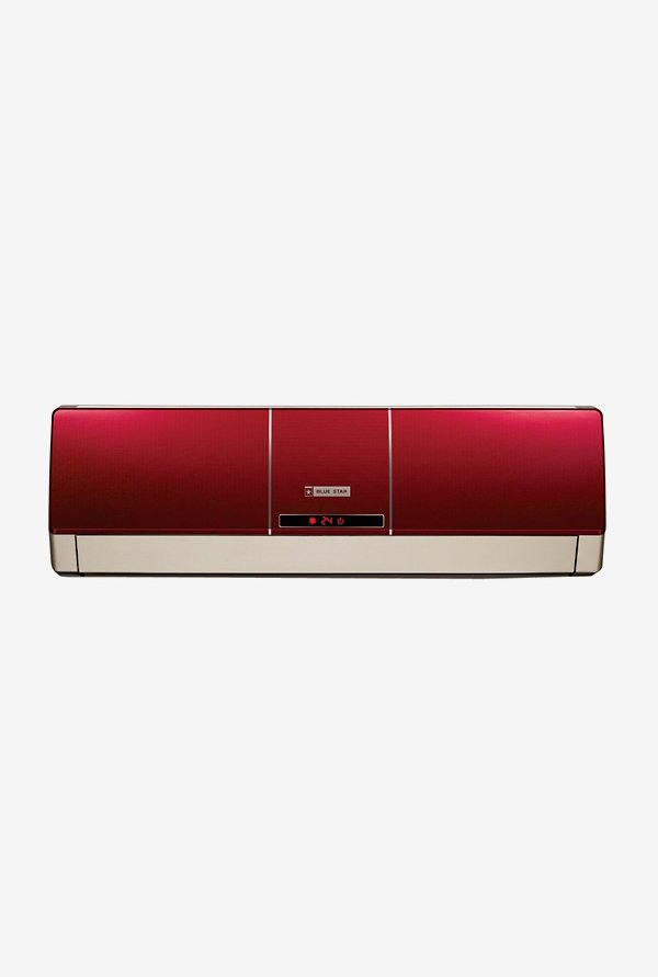 Blue Star BI-5HW18ZARTX 1.5 Ton 5 Star Split AC (Wine Red)