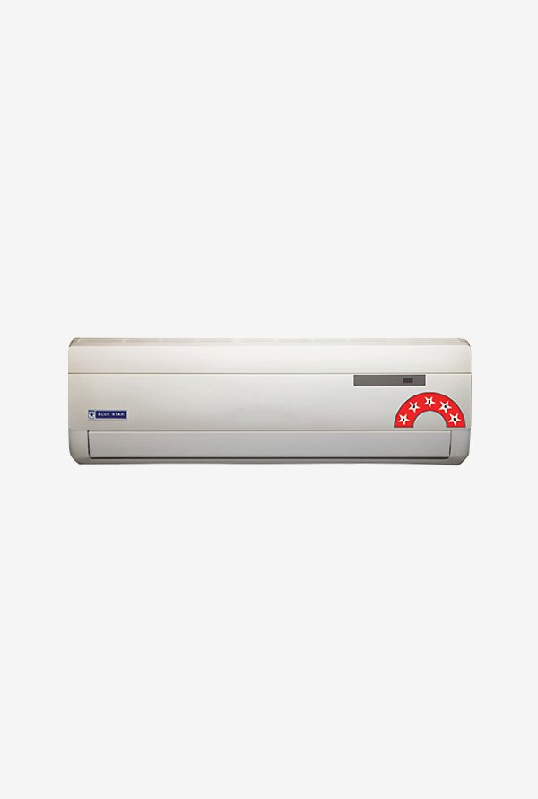Blue Star 5HW18SBU 1.5 Ton 5 Star Split AC (White)