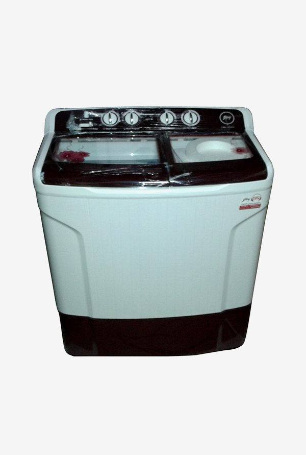 Godrej WS Edge 700 CT 7 kg Washing Machine (Red)