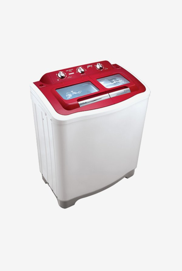 Godrej GWS 7002 PPC 7 kg Washing Machine (Red)