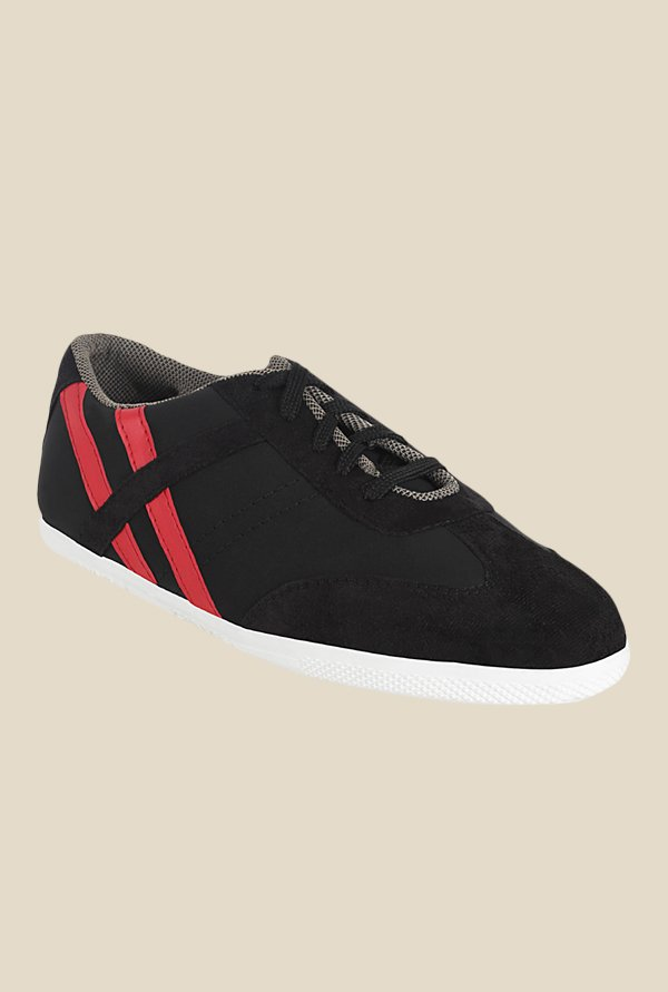 Get Glamr Randy Black Sneakers