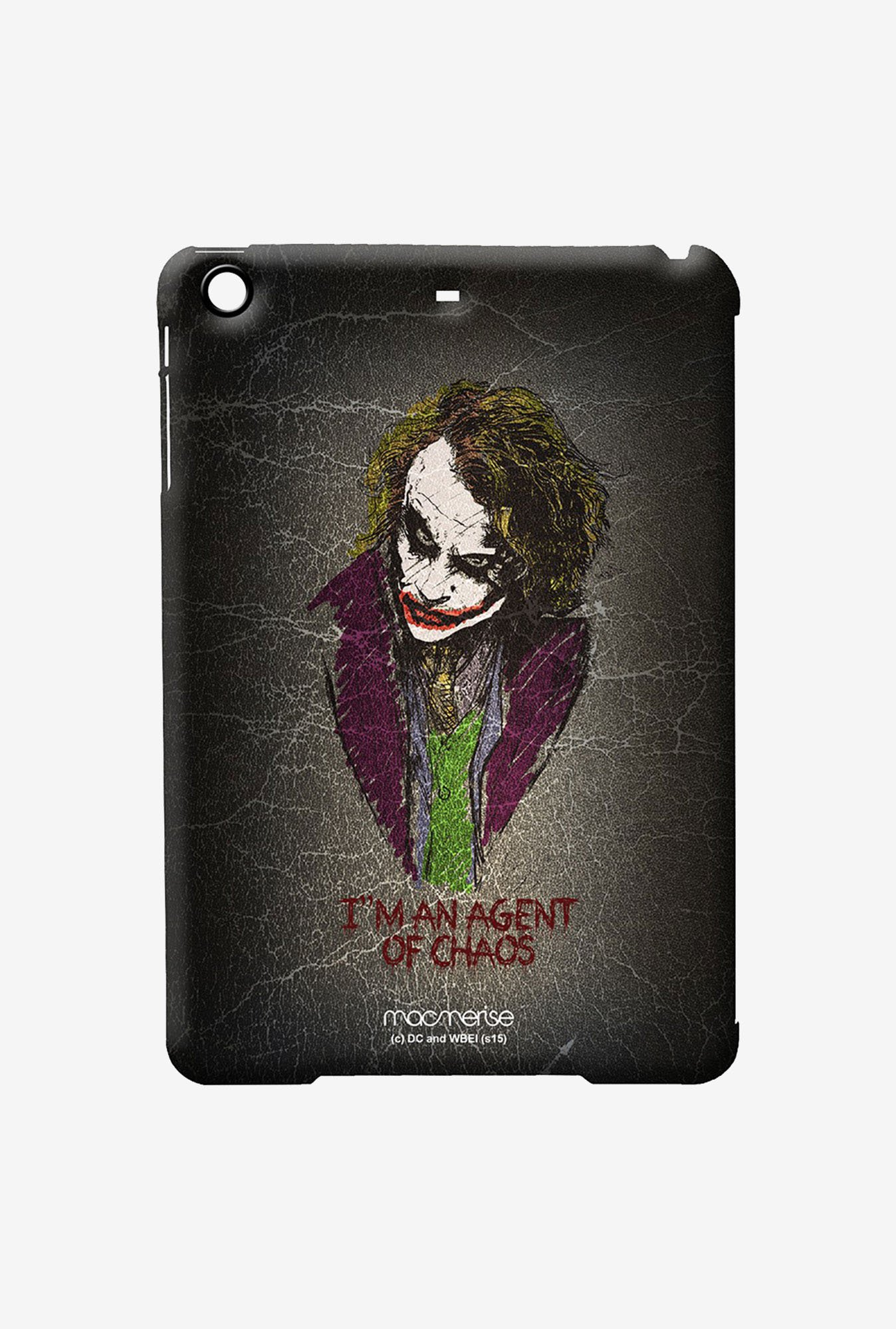 Macmerise Agent of Chaos Pro Case for iPad Air