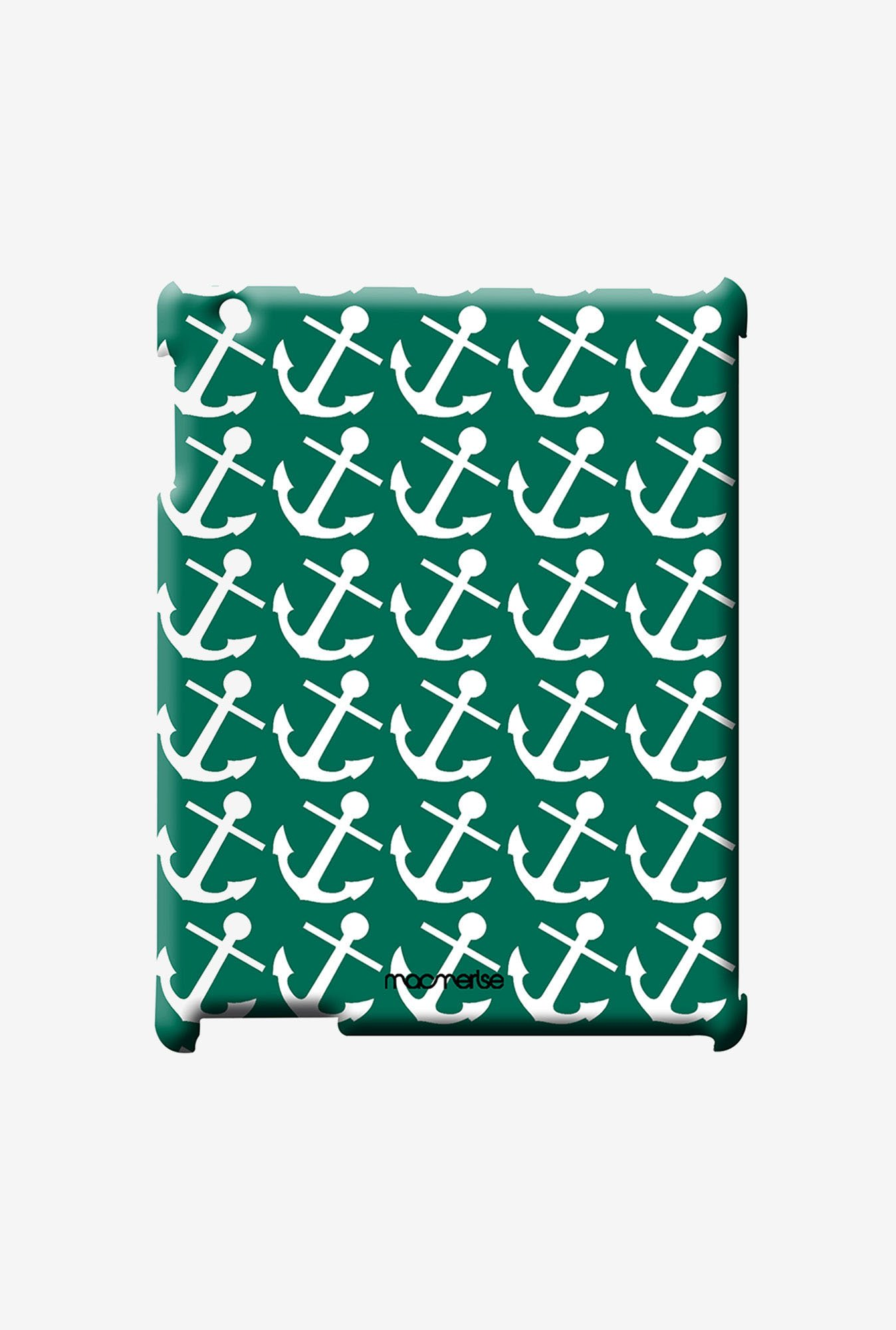 Macmerise Anchor Green Pro Case for iPad Air
