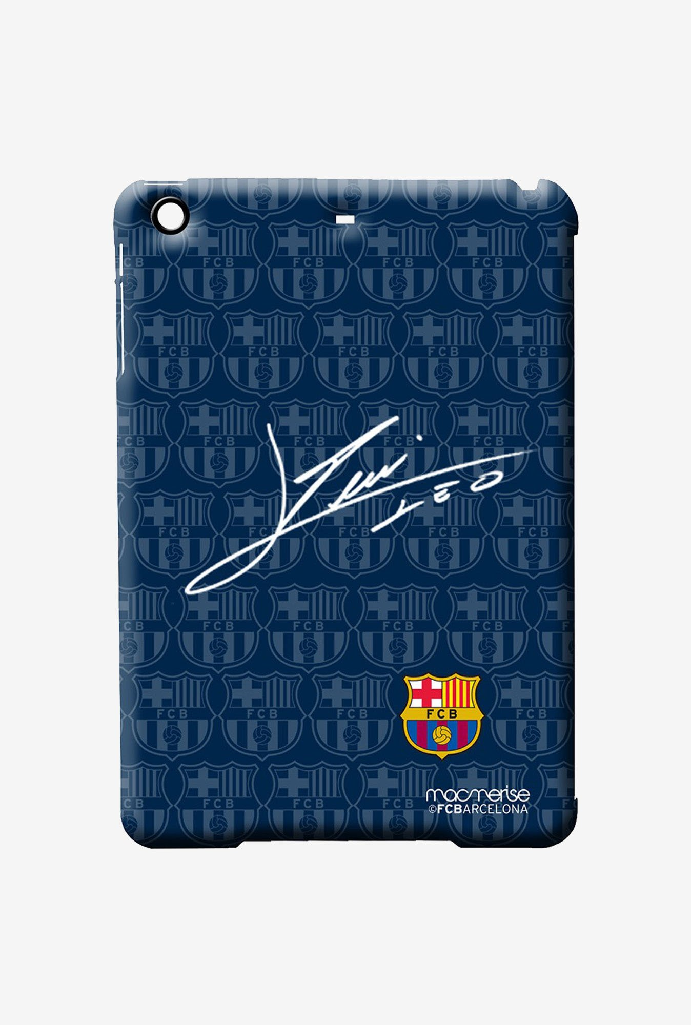 Macmerise Autograph Messi Pro Case for iPad 2/3/4